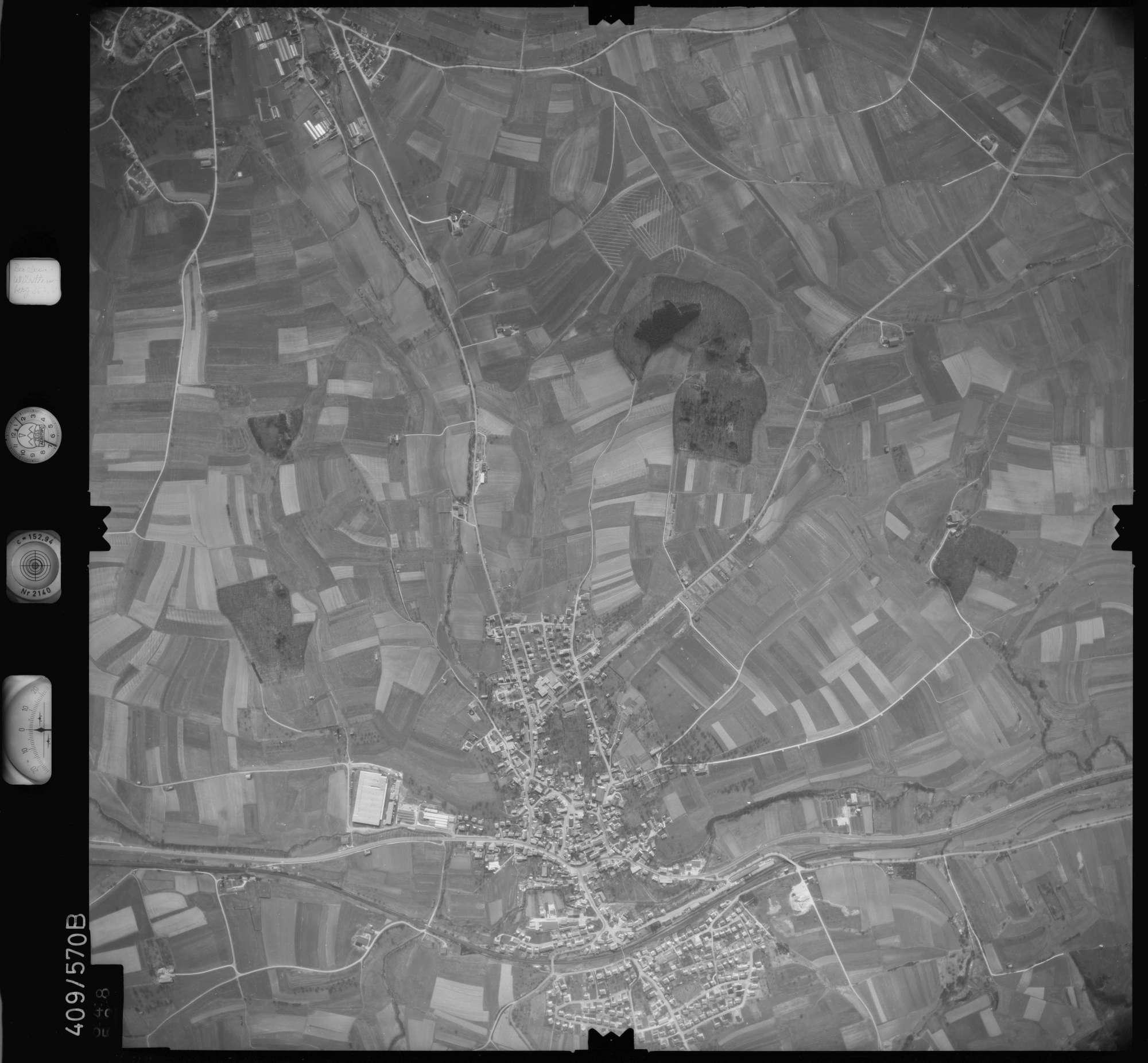 Luftbild: Film 7 Bildnr. 648, Bild 1