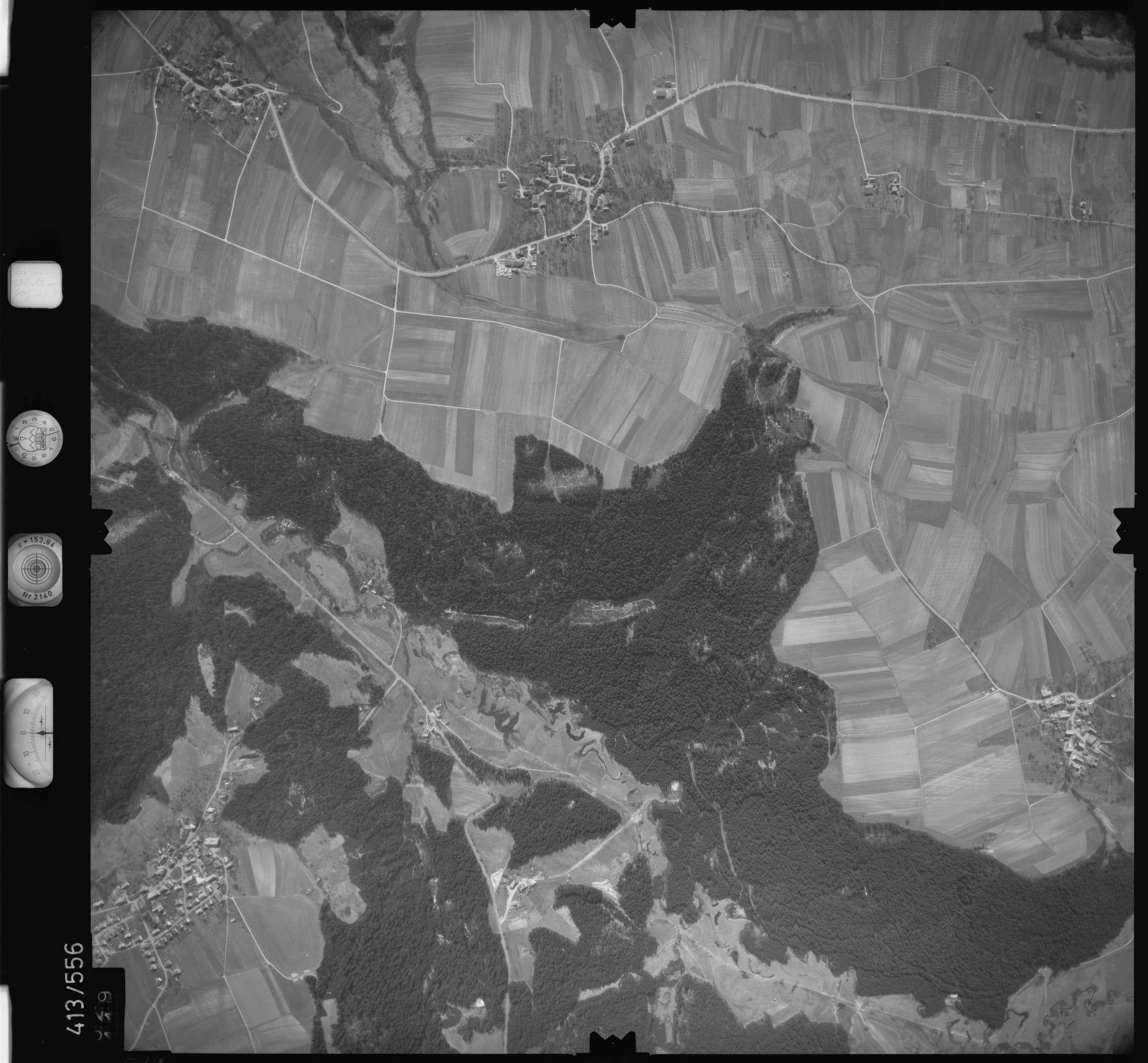 Luftbild: Film 6 Bildnr. 529, Bild 1