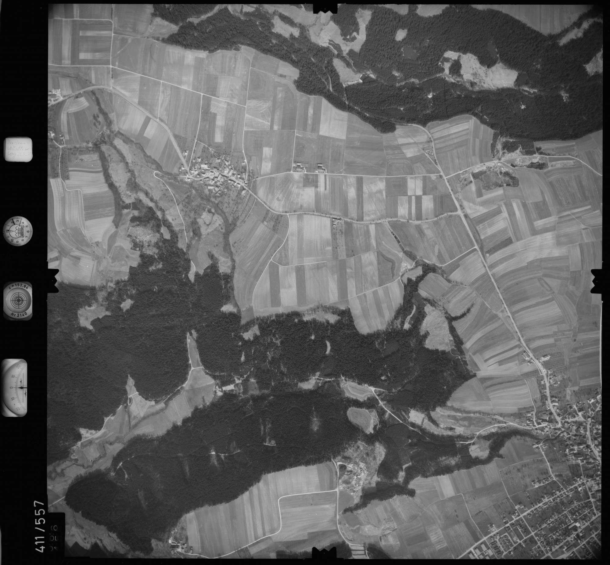 Luftbild: Film 7 Bildnr. 566, Bild 1