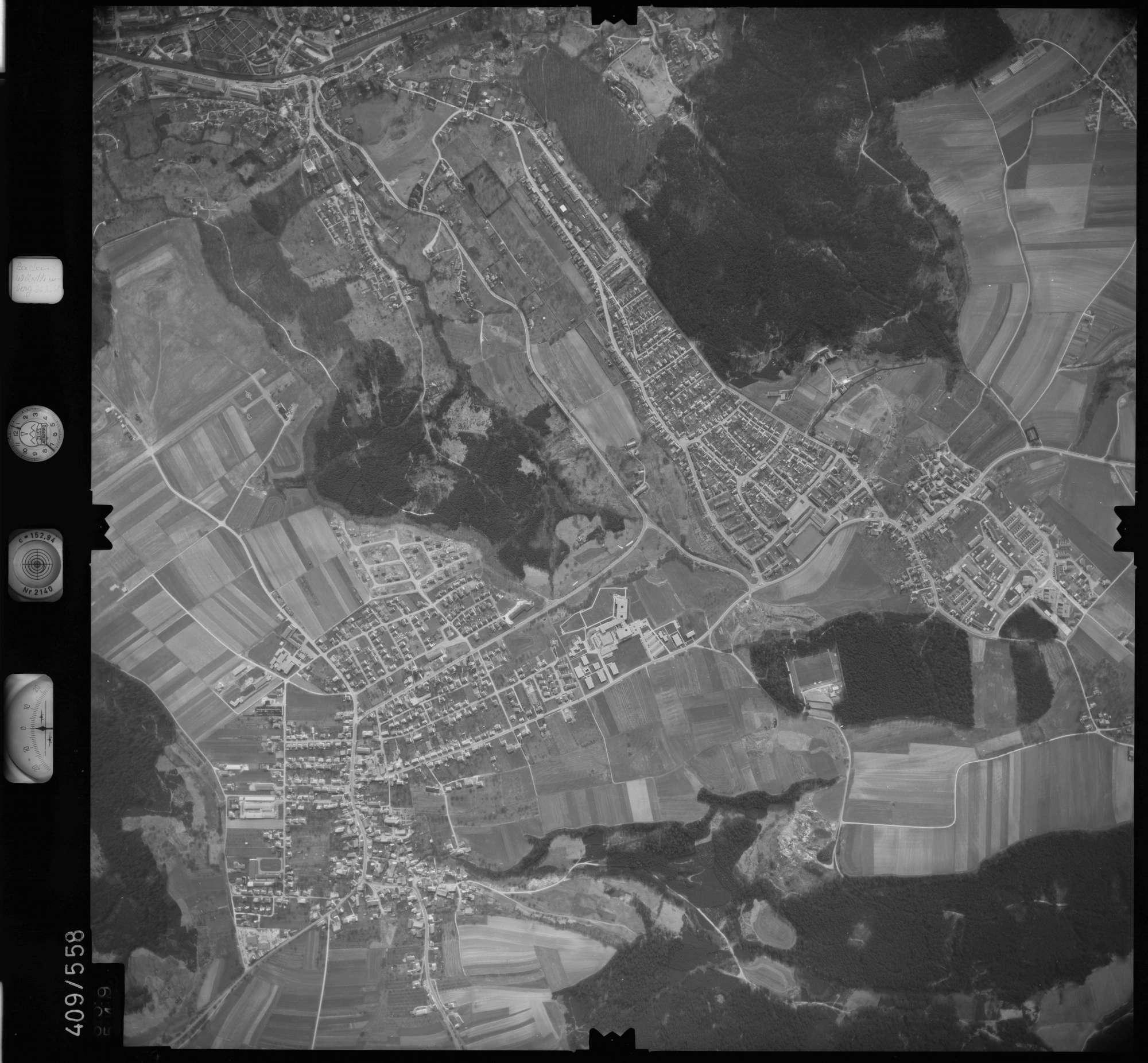 Luftbild: Film 7 Bildnr. 659, Bild 1