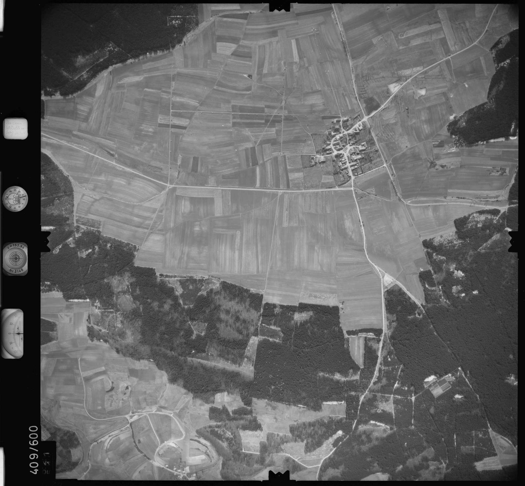 Luftbild: Film 7 Bildnr. 621, Bild 1
