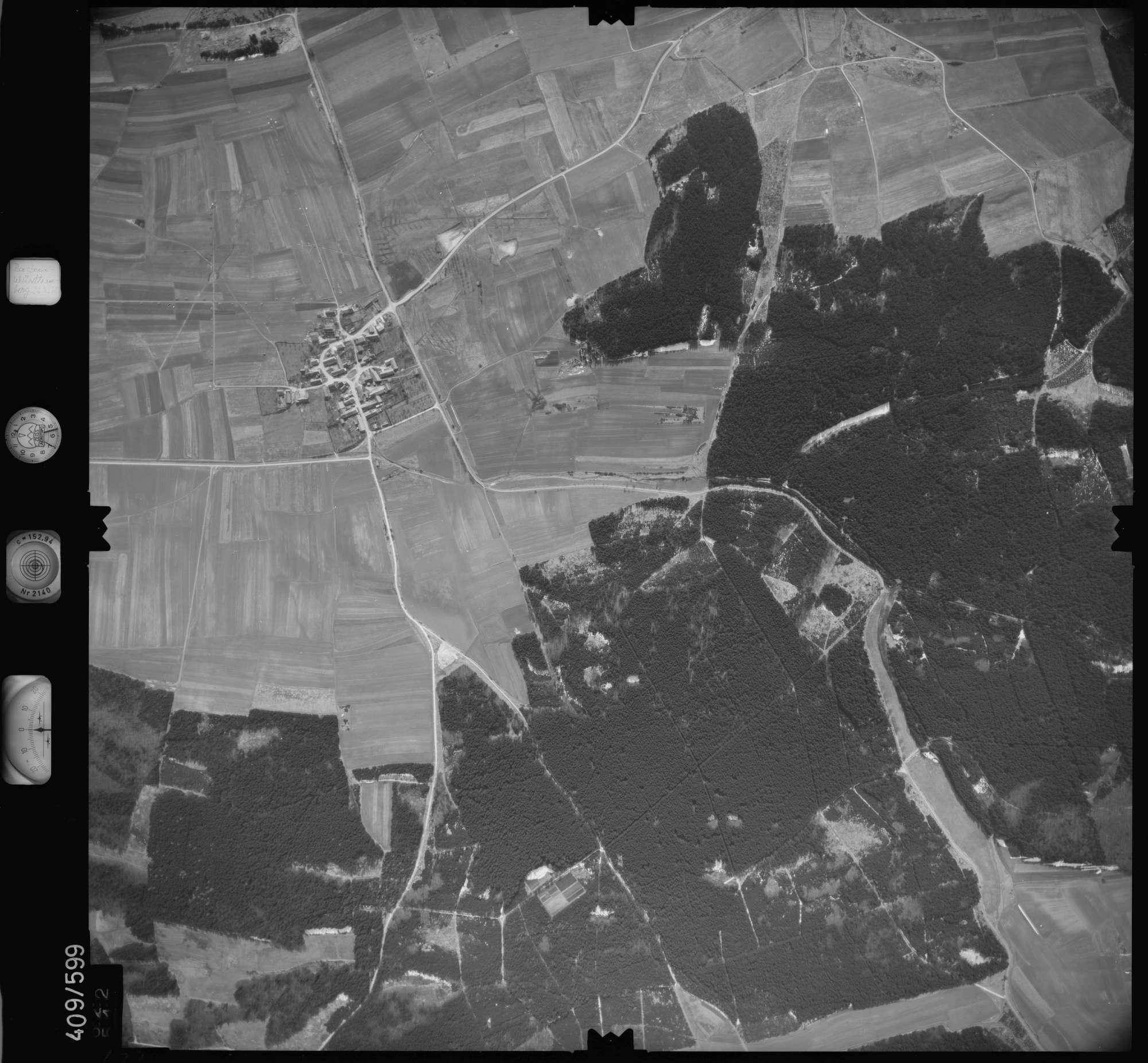 Luftbild: Film 7 Bildnr. 622, Bild 1
