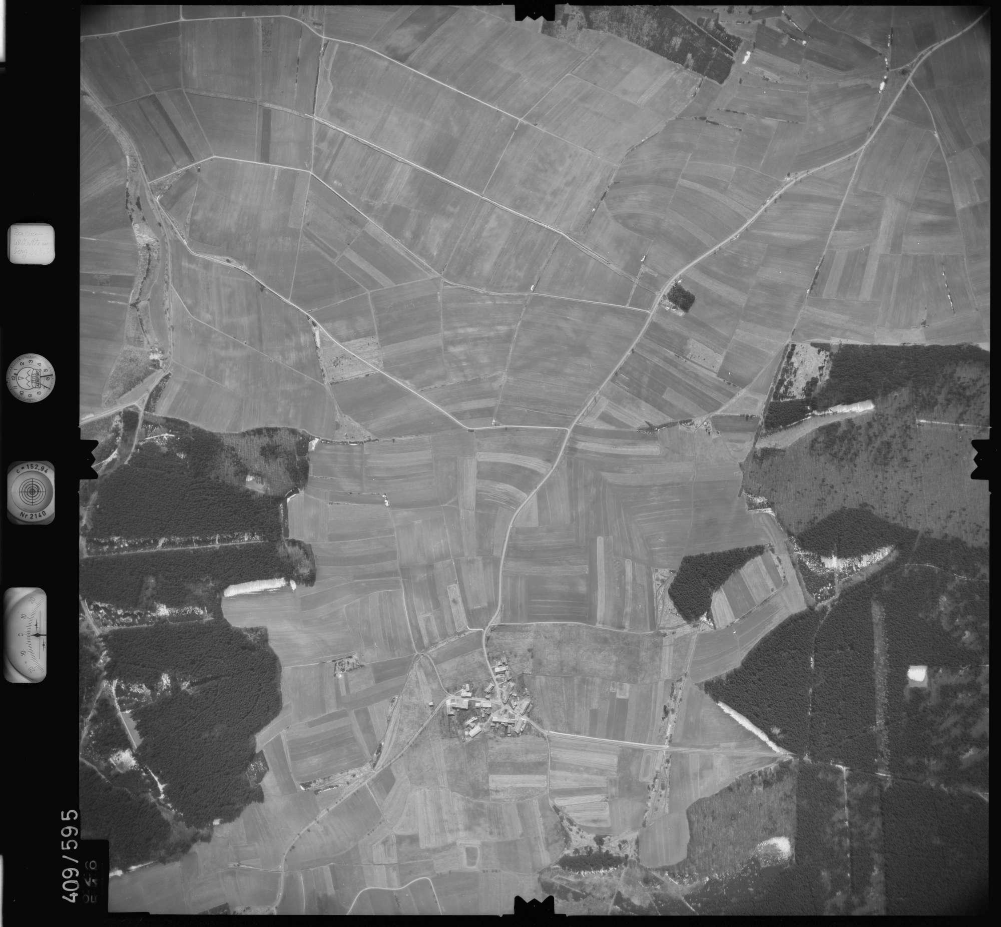 Luftbild: Film 7 Bildnr. 626, Bild 1