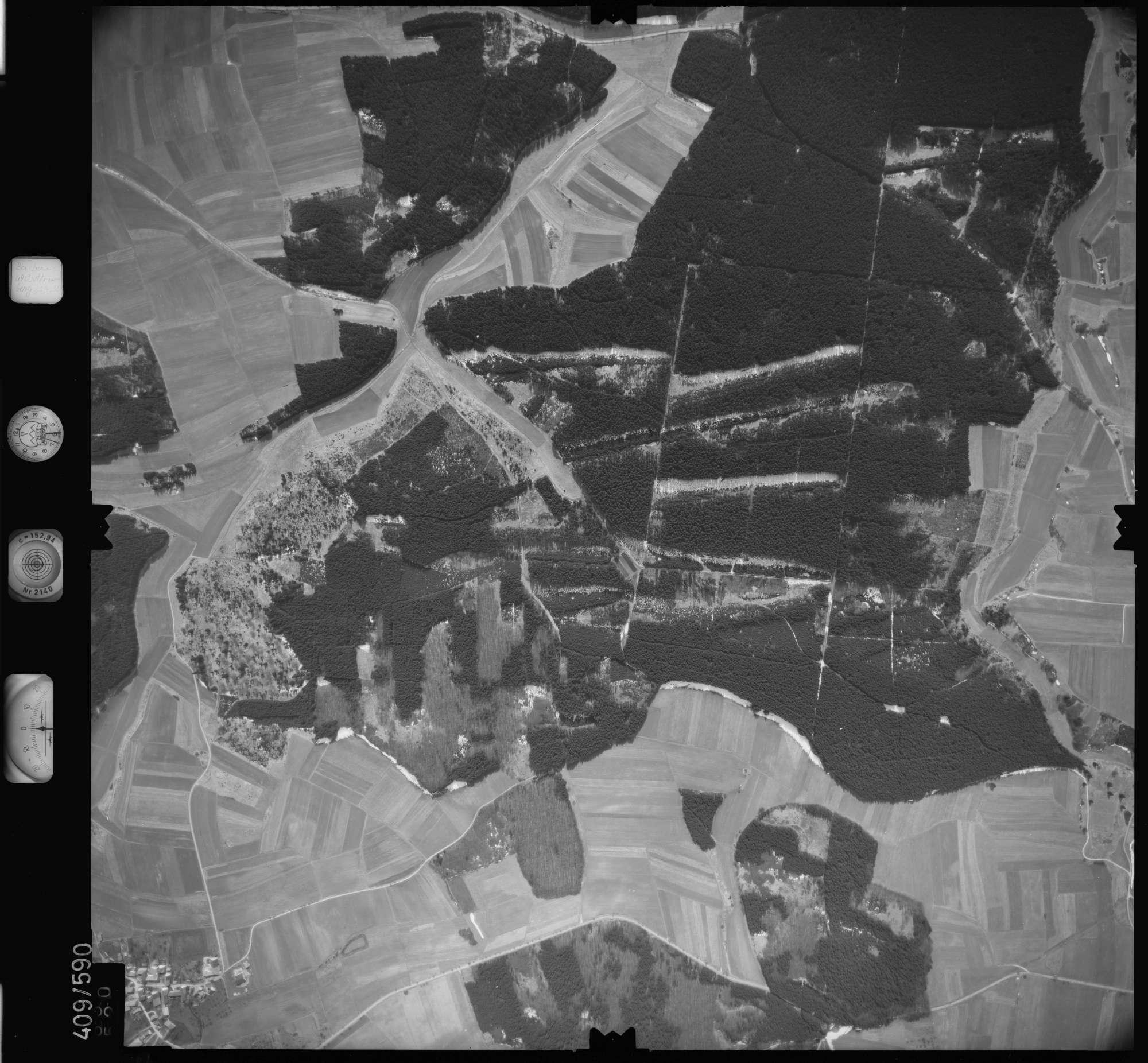 Luftbild: Film 7 Bildnr. 630, Bild 1