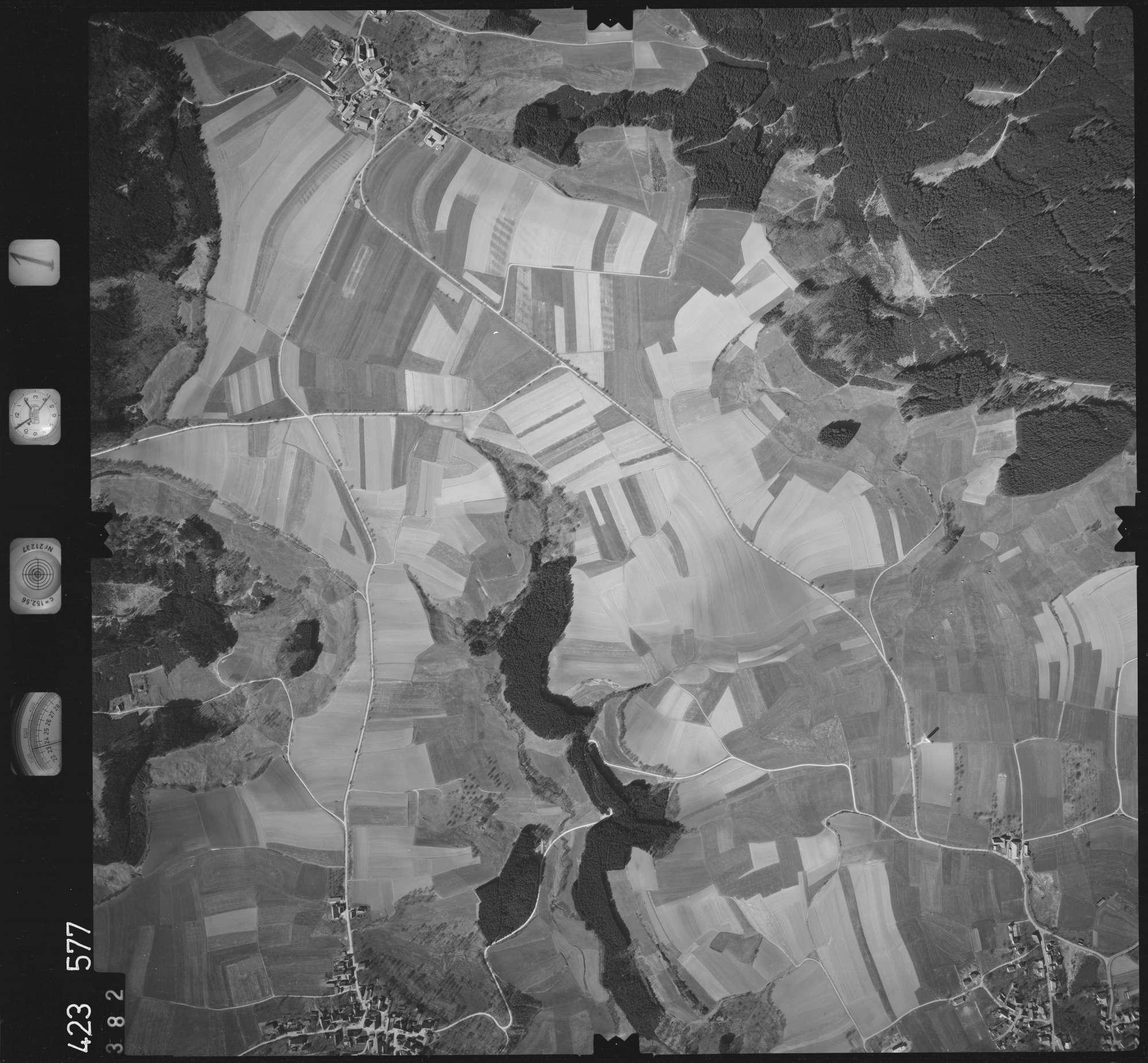 Luftbild: Film 1 Bildnr. 382, Bild 1