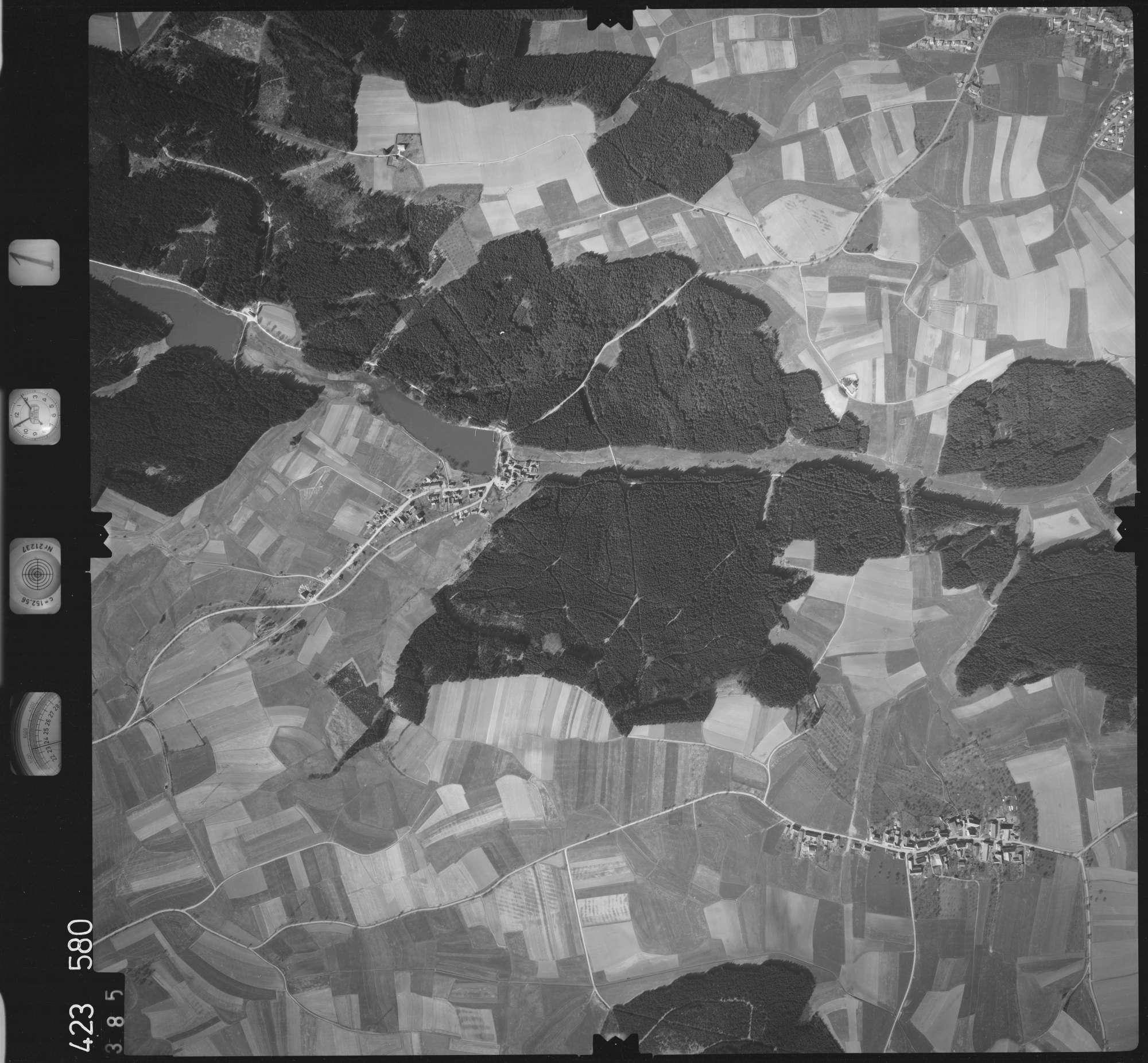 Luftbild: Film 1 Bildnr. 385, Bild 1