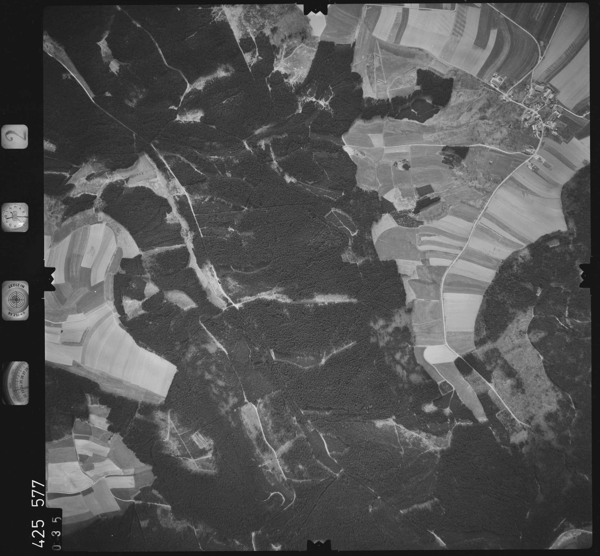 Luftbild: Film 2 Bildnr. 35, Bild 1