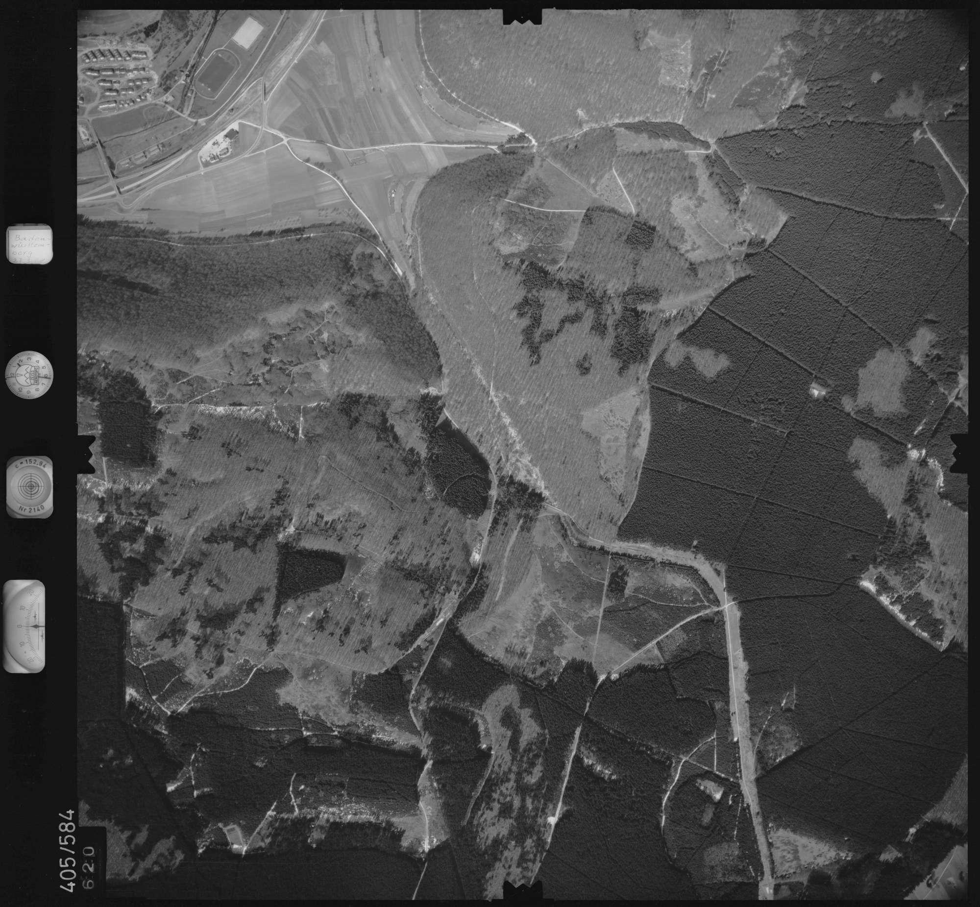 Luftbild: Film 10 Bildnr. 620, Bild 1