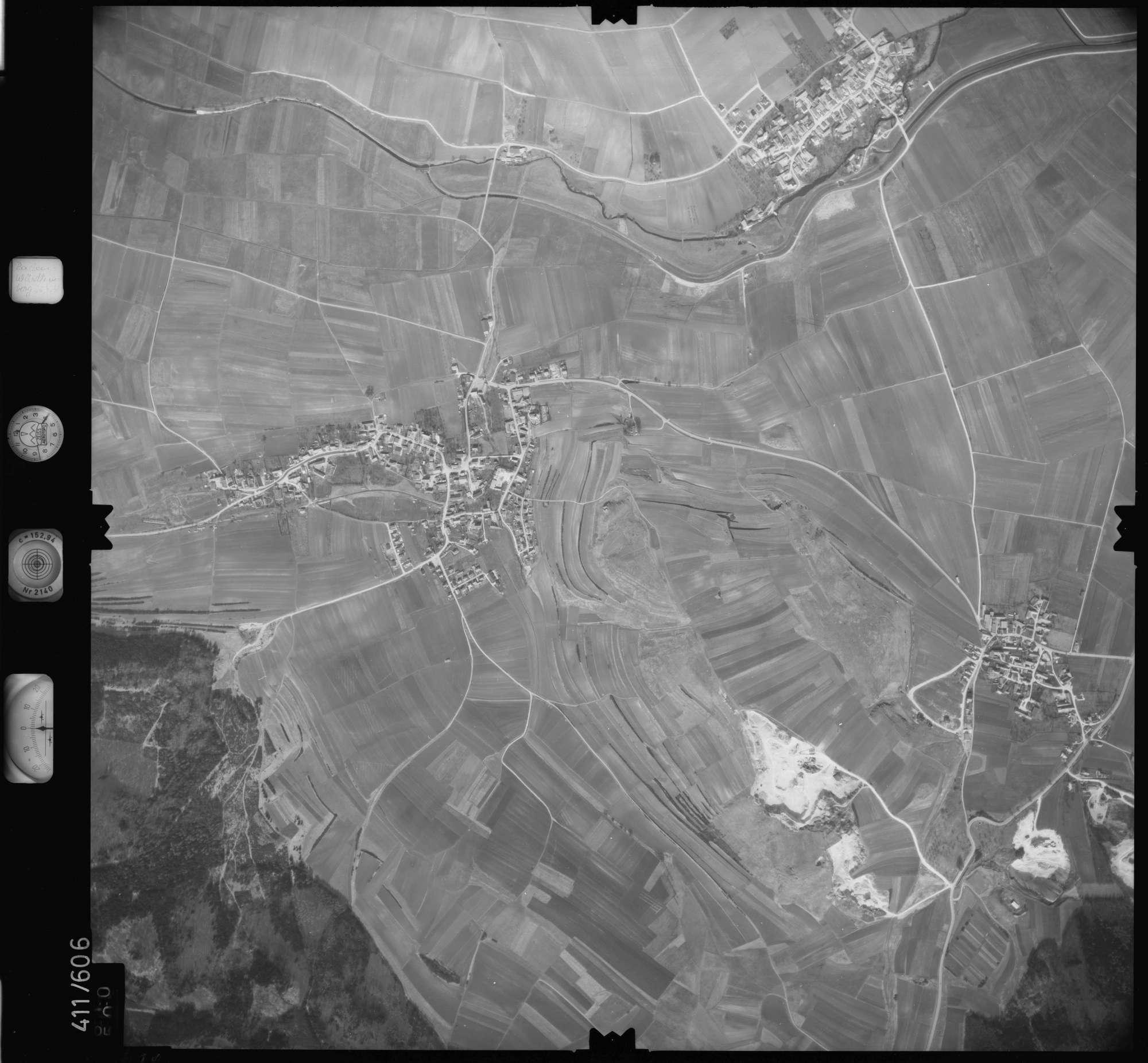 Luftbild: Film 7 Bildnr. 610, Bild 1