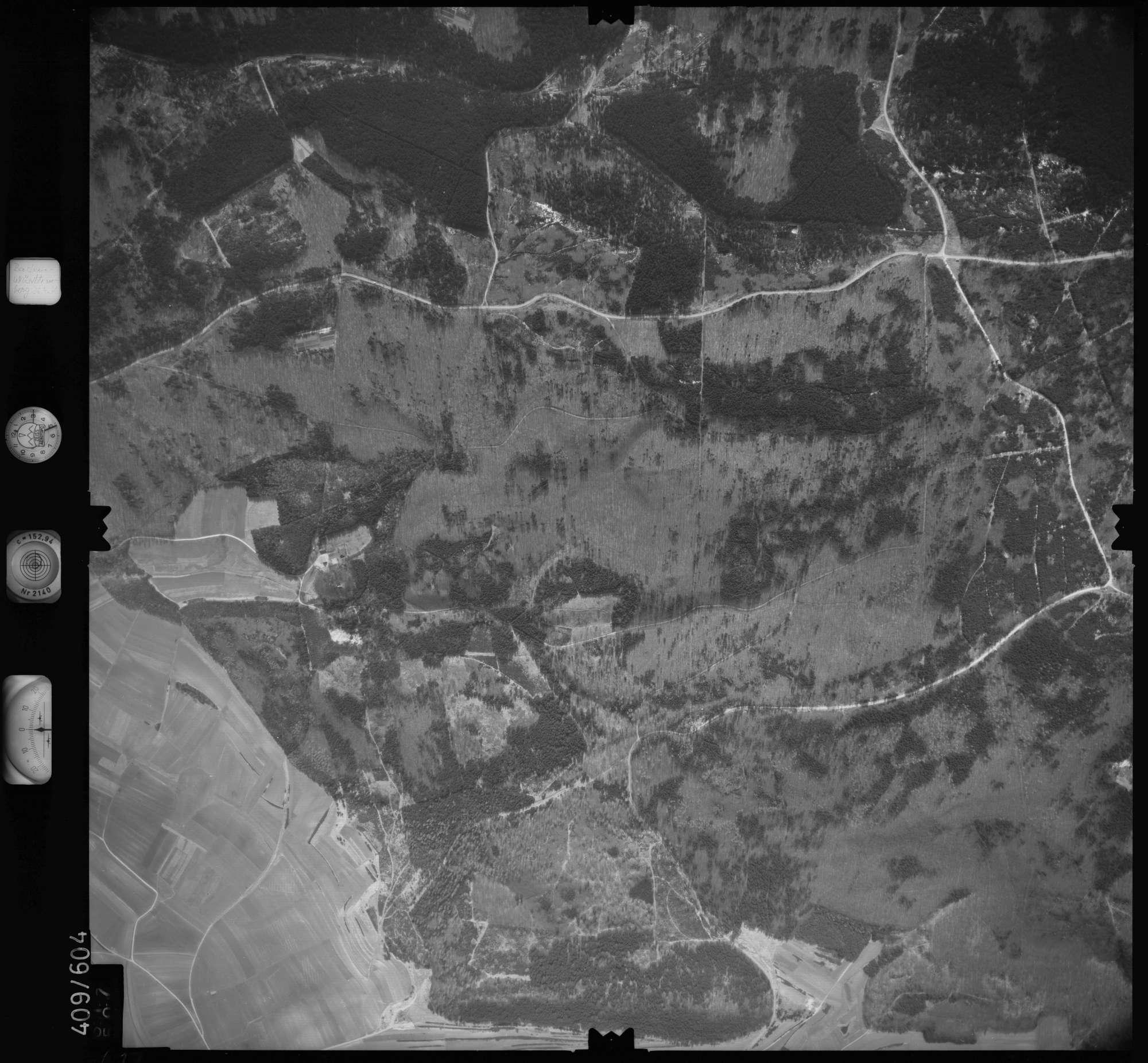 Luftbild: Film 7 Bildnr. 617, Bild 1