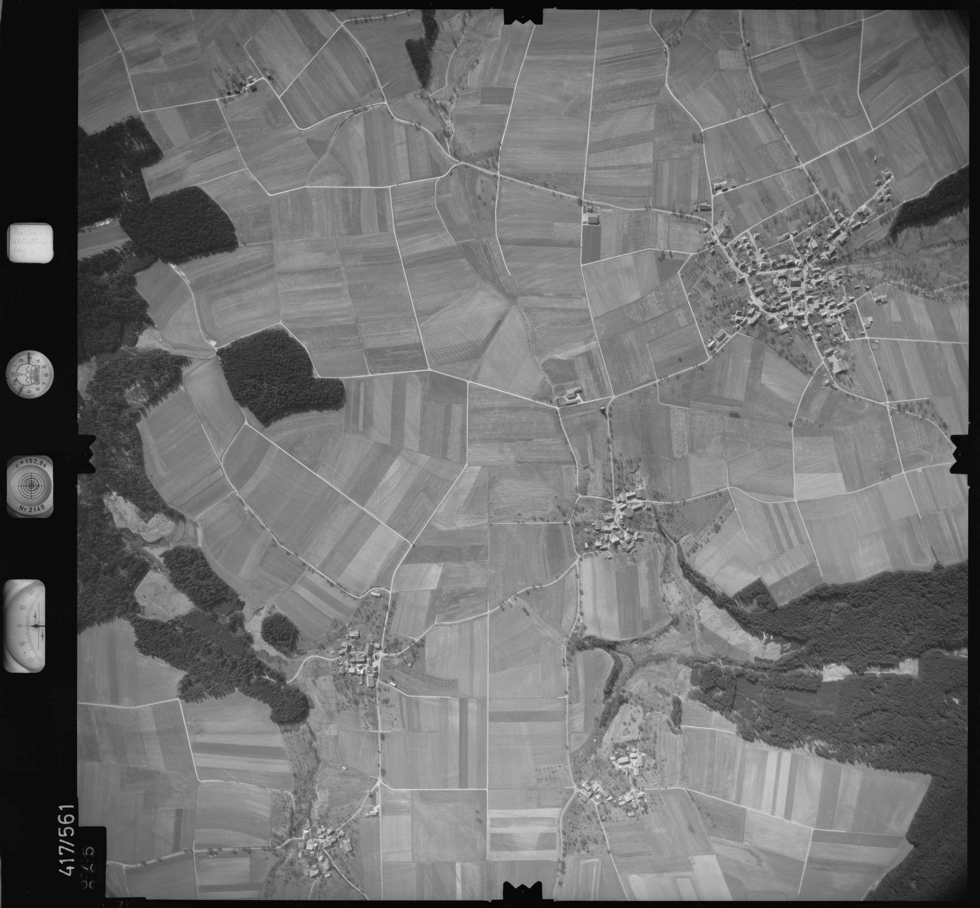 Luftbild: Film 6 Bildnr. 375, Bild 1