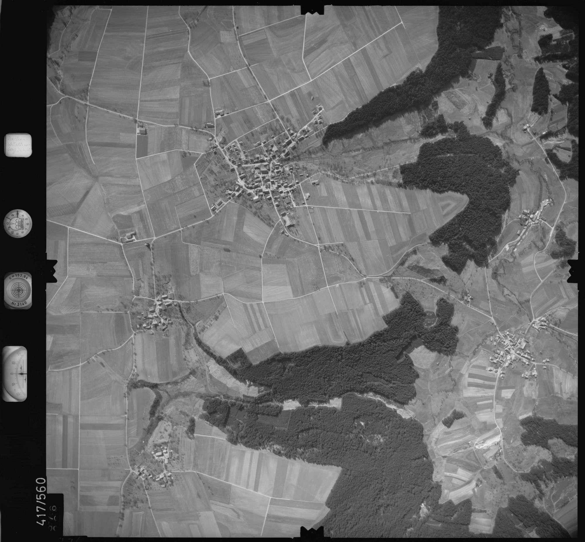 Luftbild: Film 6 Bildnr. 376, Bild 1