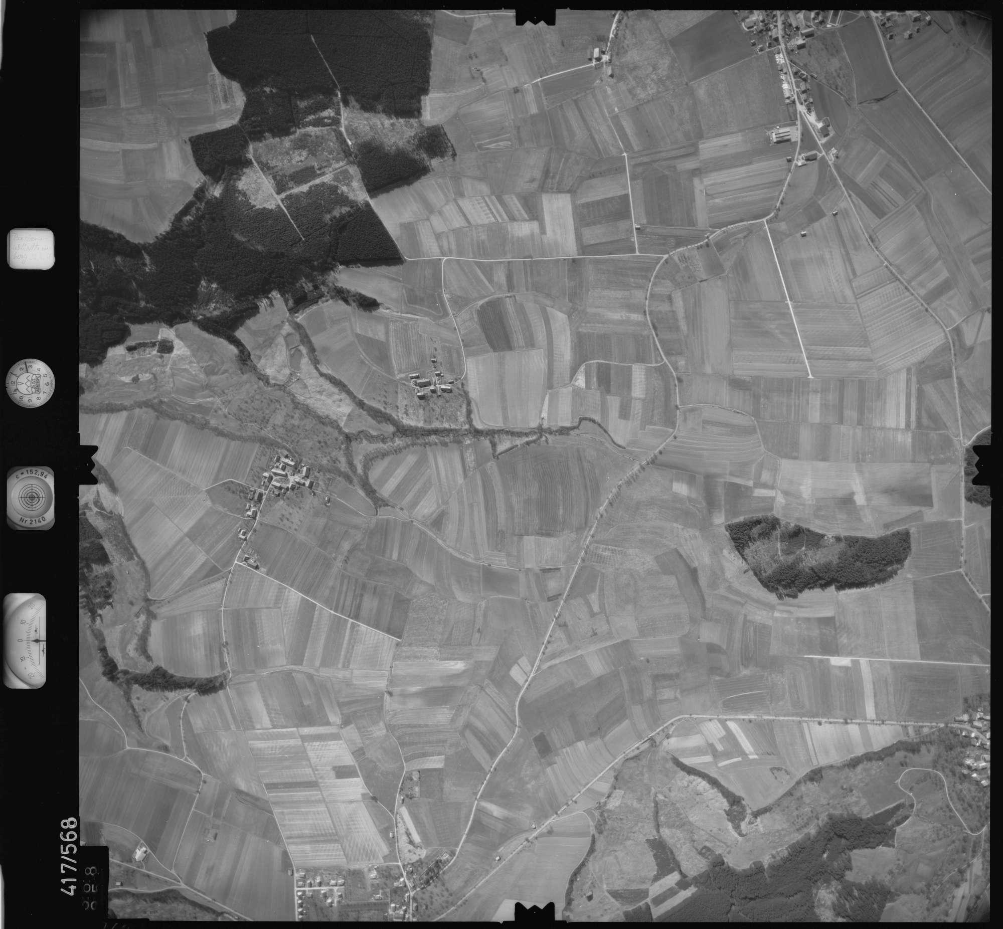 Luftbild: Film 6 Bildnr. 368, Bild 1