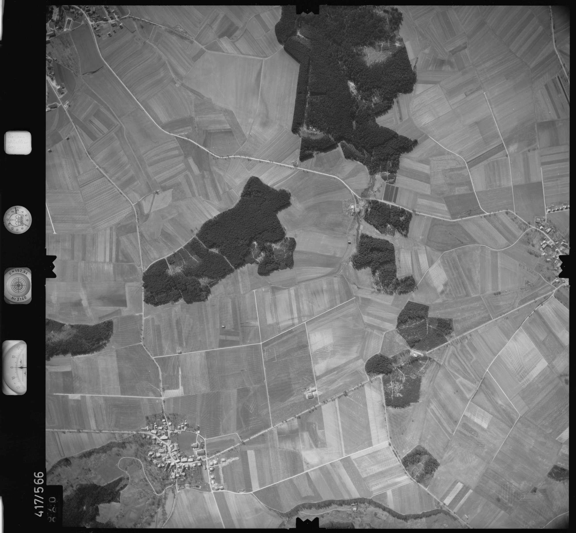 Luftbild: Film 6 Bildnr. 370, Bild 1