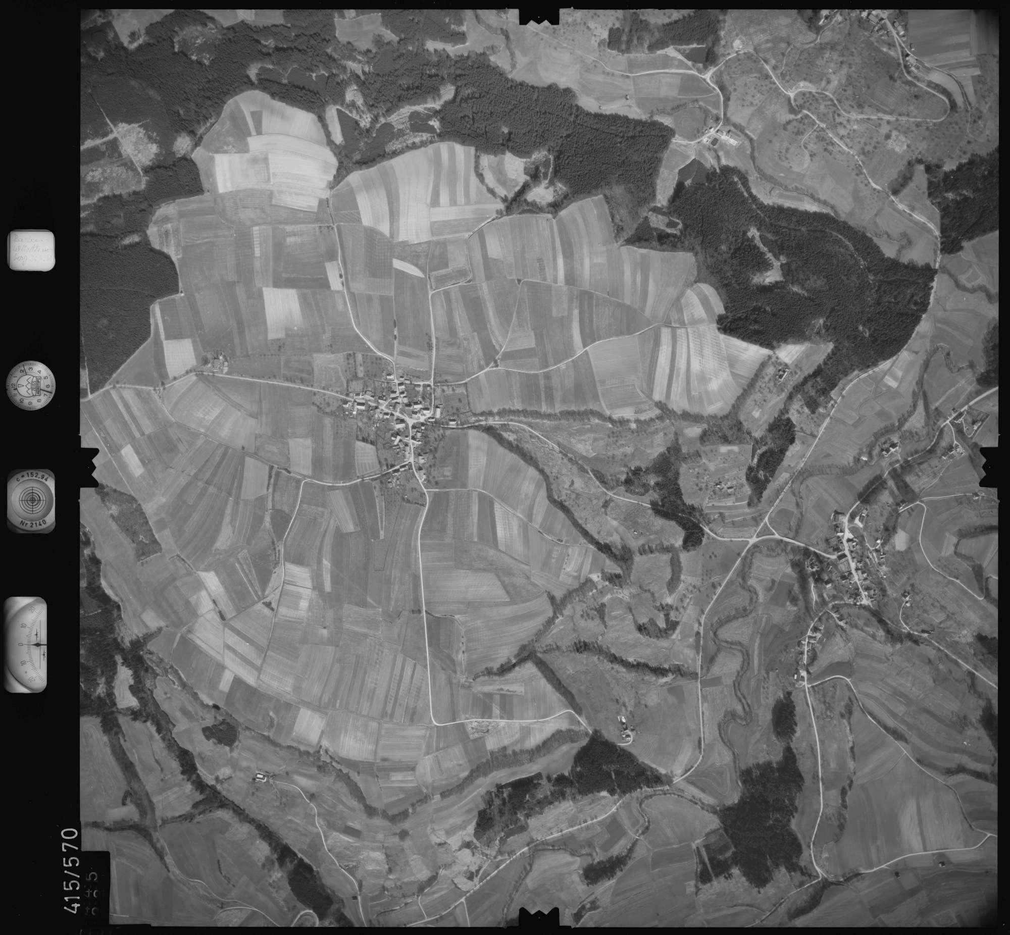 Luftbild: Film 6 Bildnr. 445, Bild 1