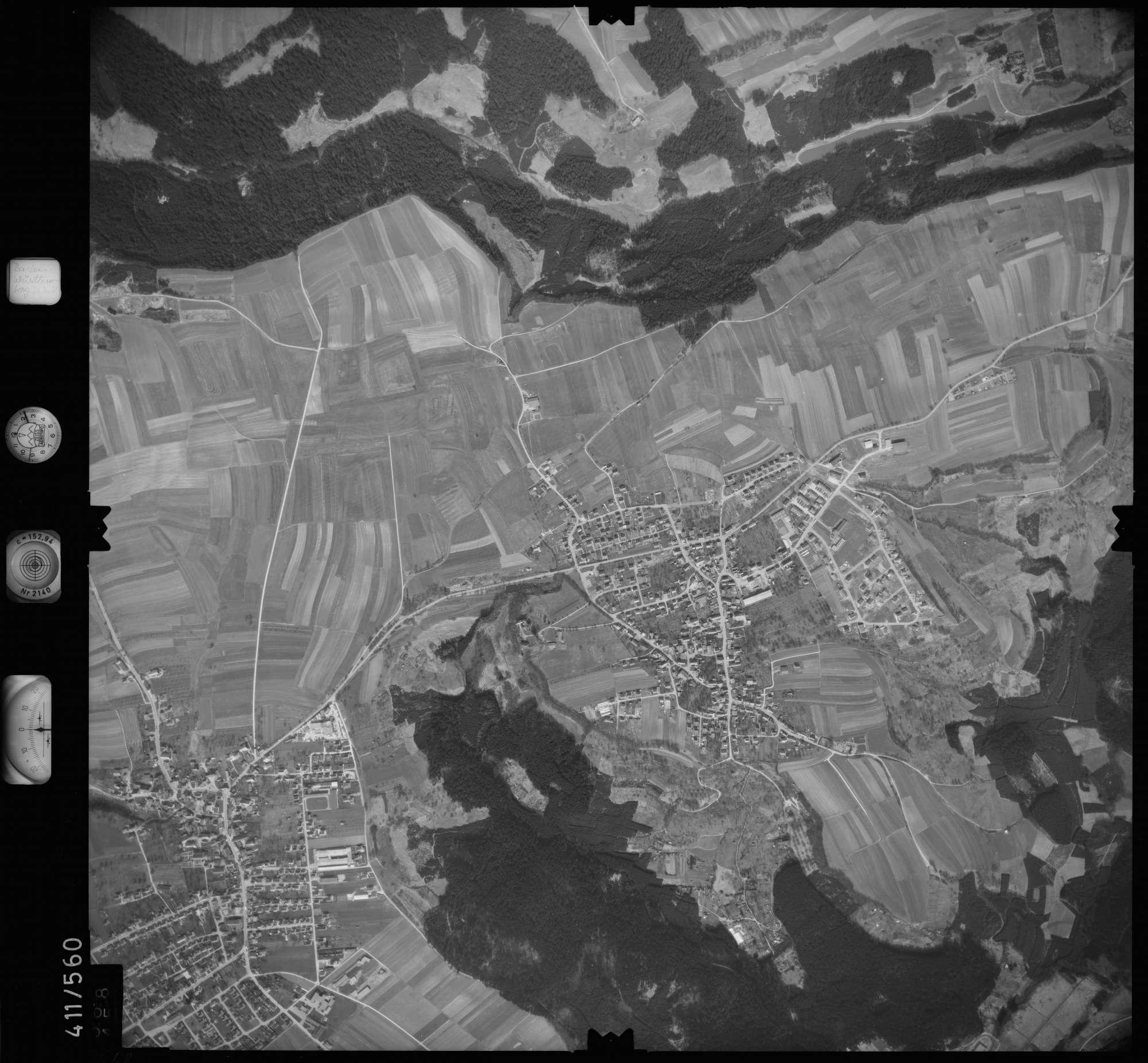 Luftbild: Film 7 Bildnr. 568, Bild 1