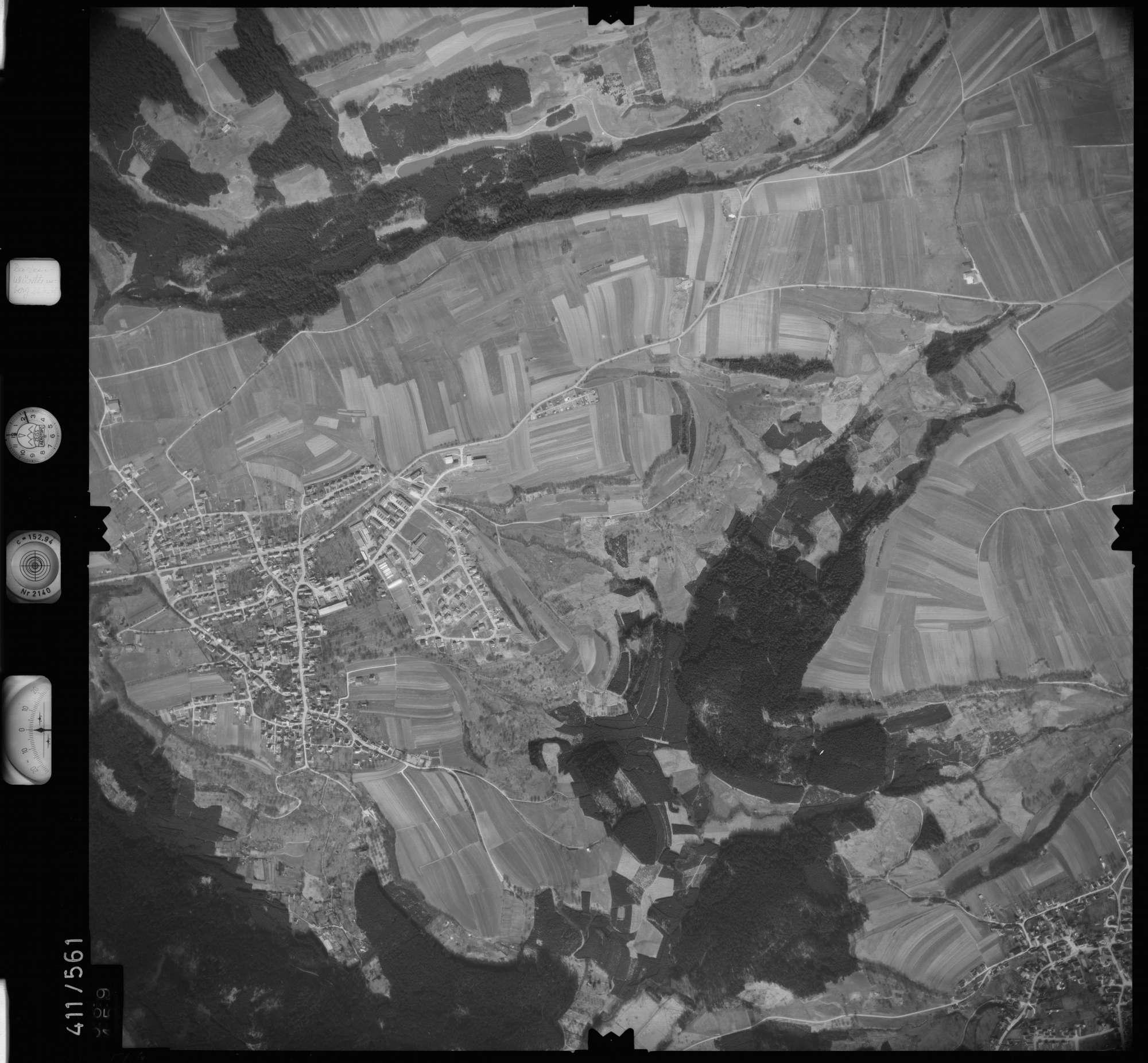 Luftbild: Film 7 Bildnr. 569, Bild 1