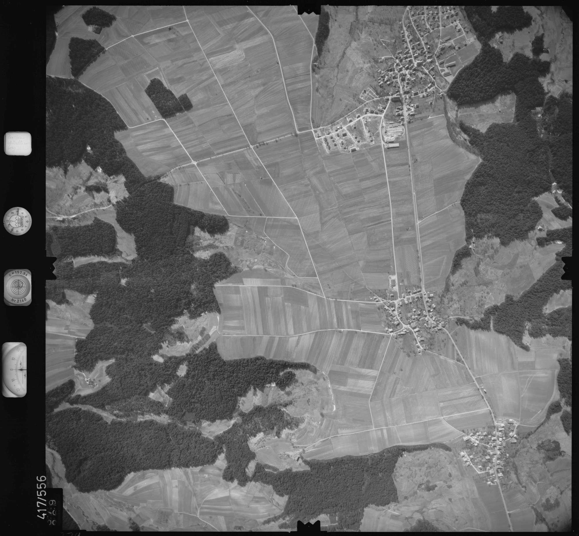 Luftbild: Film 6 Bildnr. 379, Bild 1