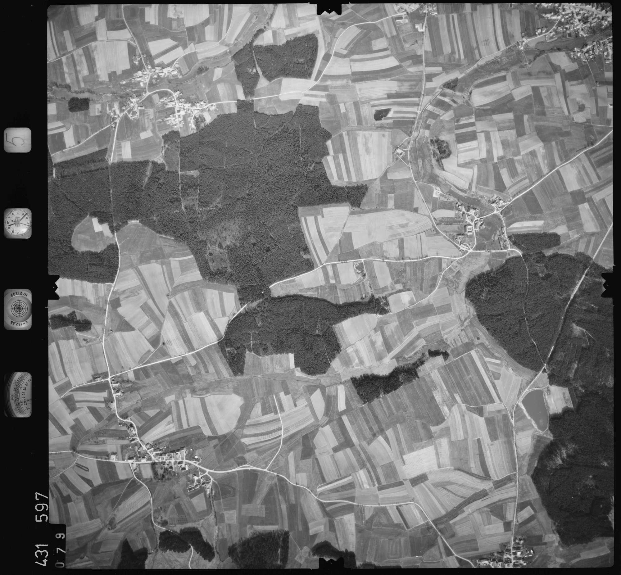 Luftbild: Film 5 Bildnr. 79, Bild 1