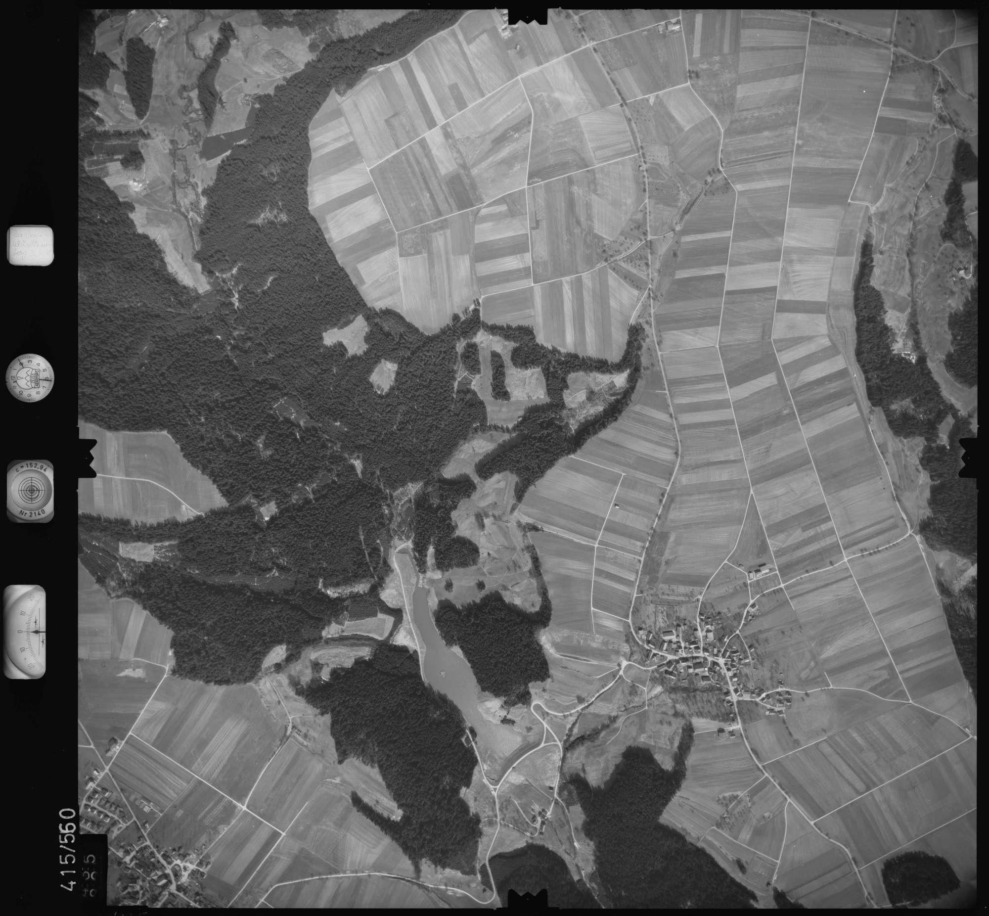 Luftbild: Film 6 Bildnr. 435, Bild 1