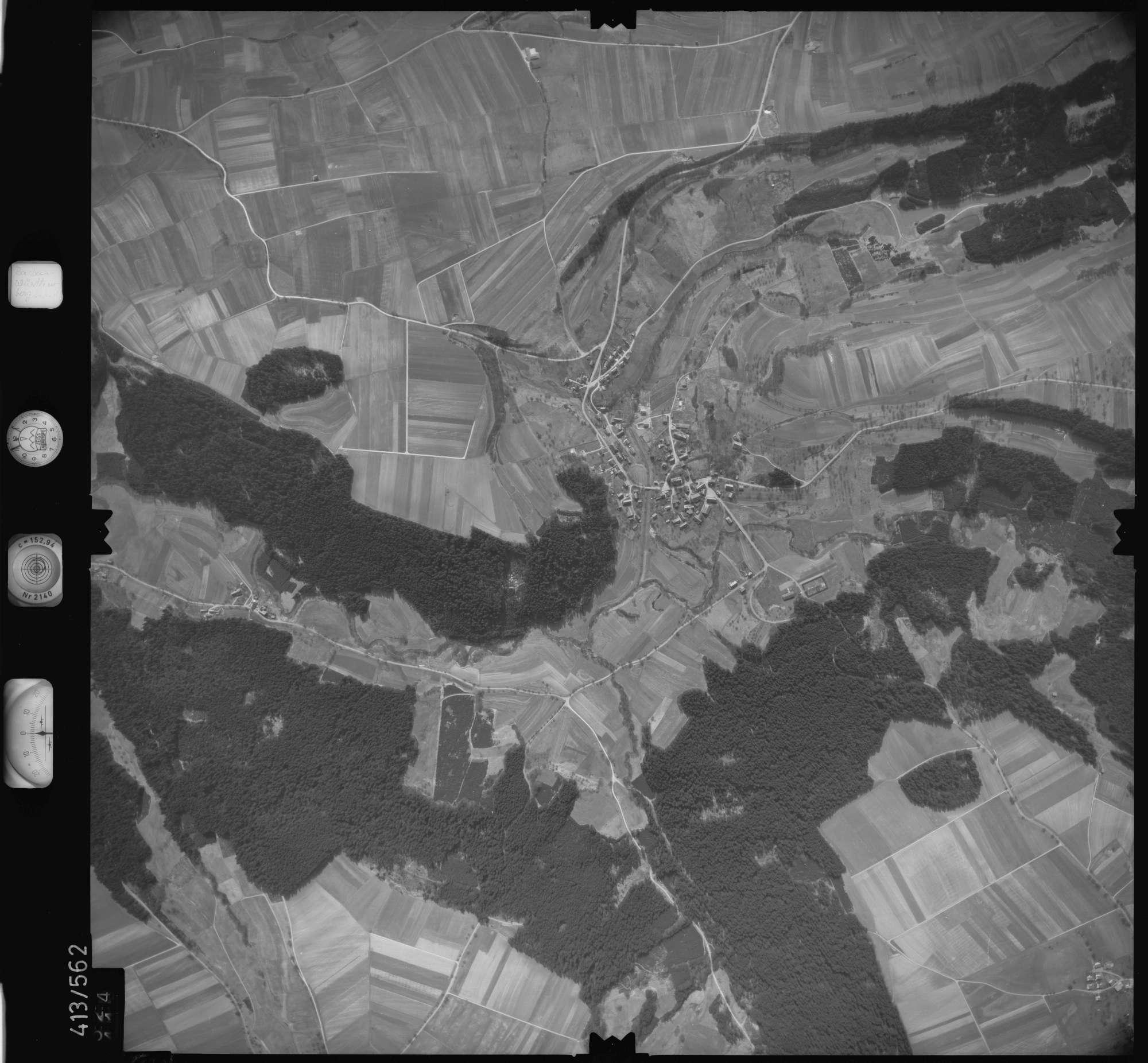 Luftbild: Film 6 Bildnr. 524, Bild 1