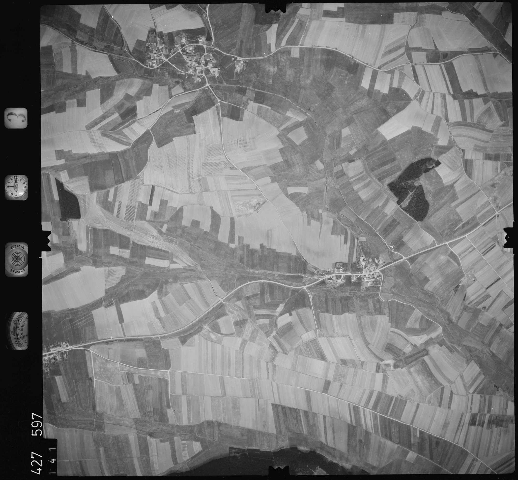 Luftbild: Film 3 Bildnr. 141, Bild 1
