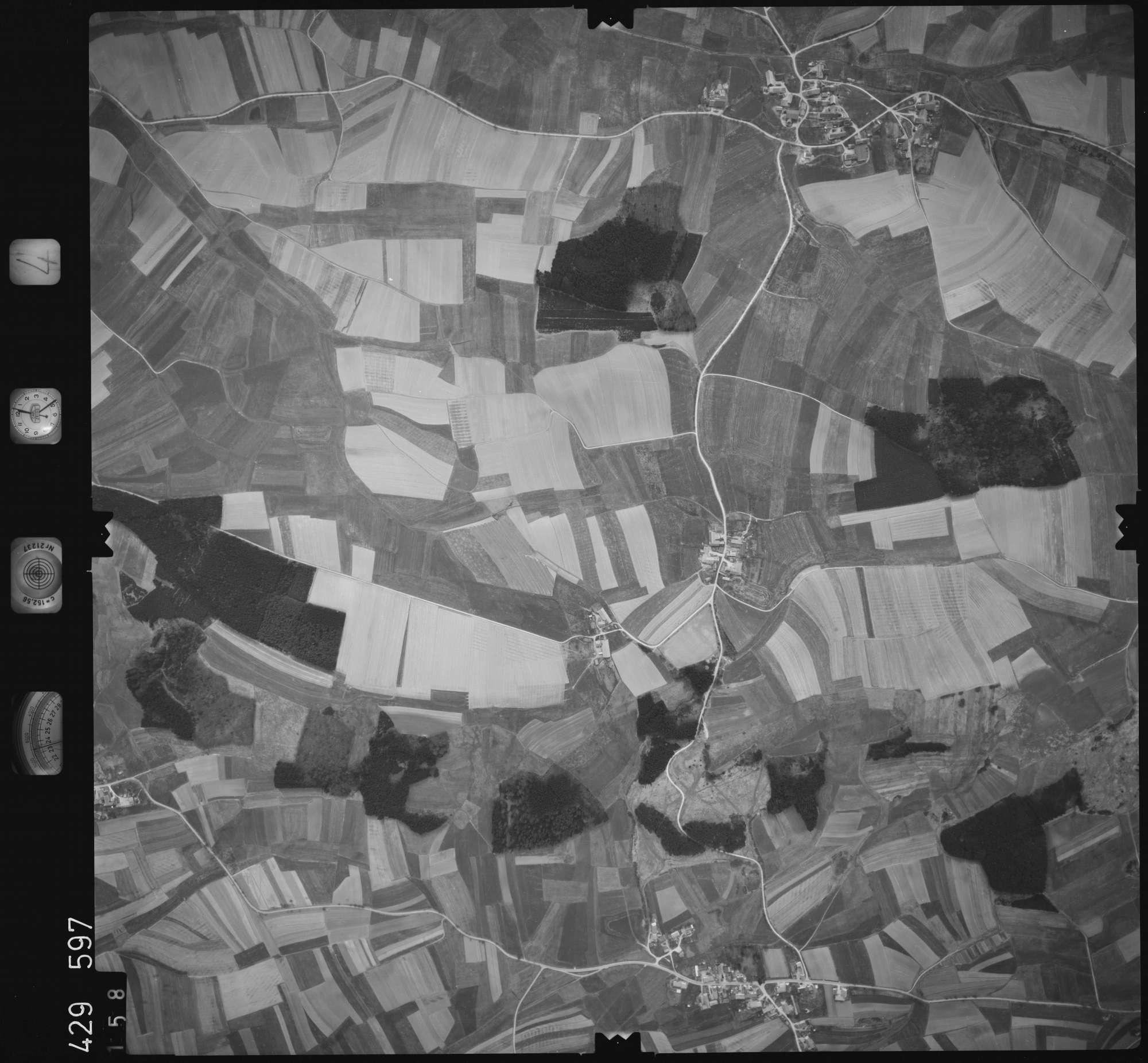 Luftbild: Film 4 Bildnr. 158, Bild 1