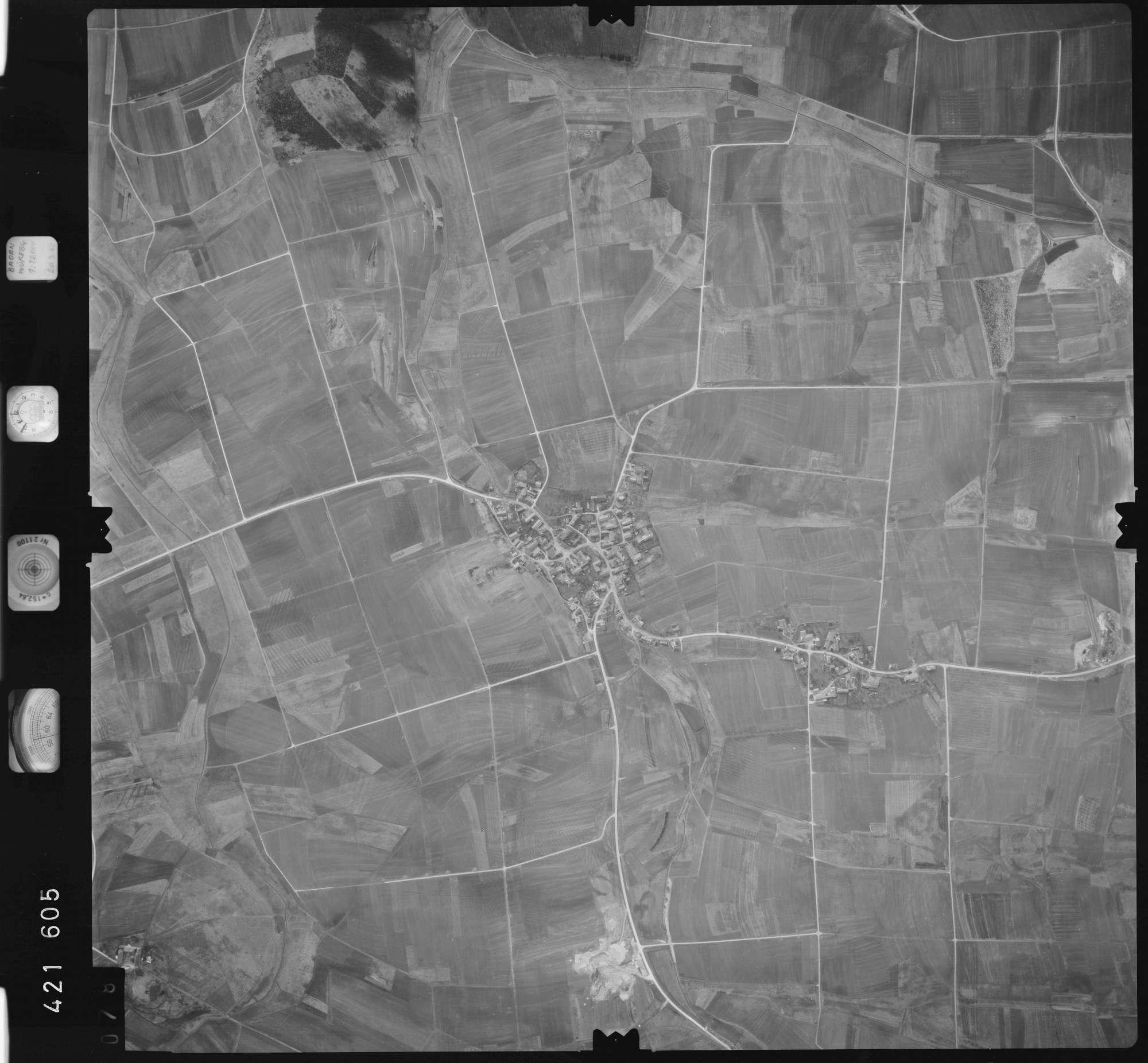 Luftbild: Film 1 Bildnr. 78, Bild 1