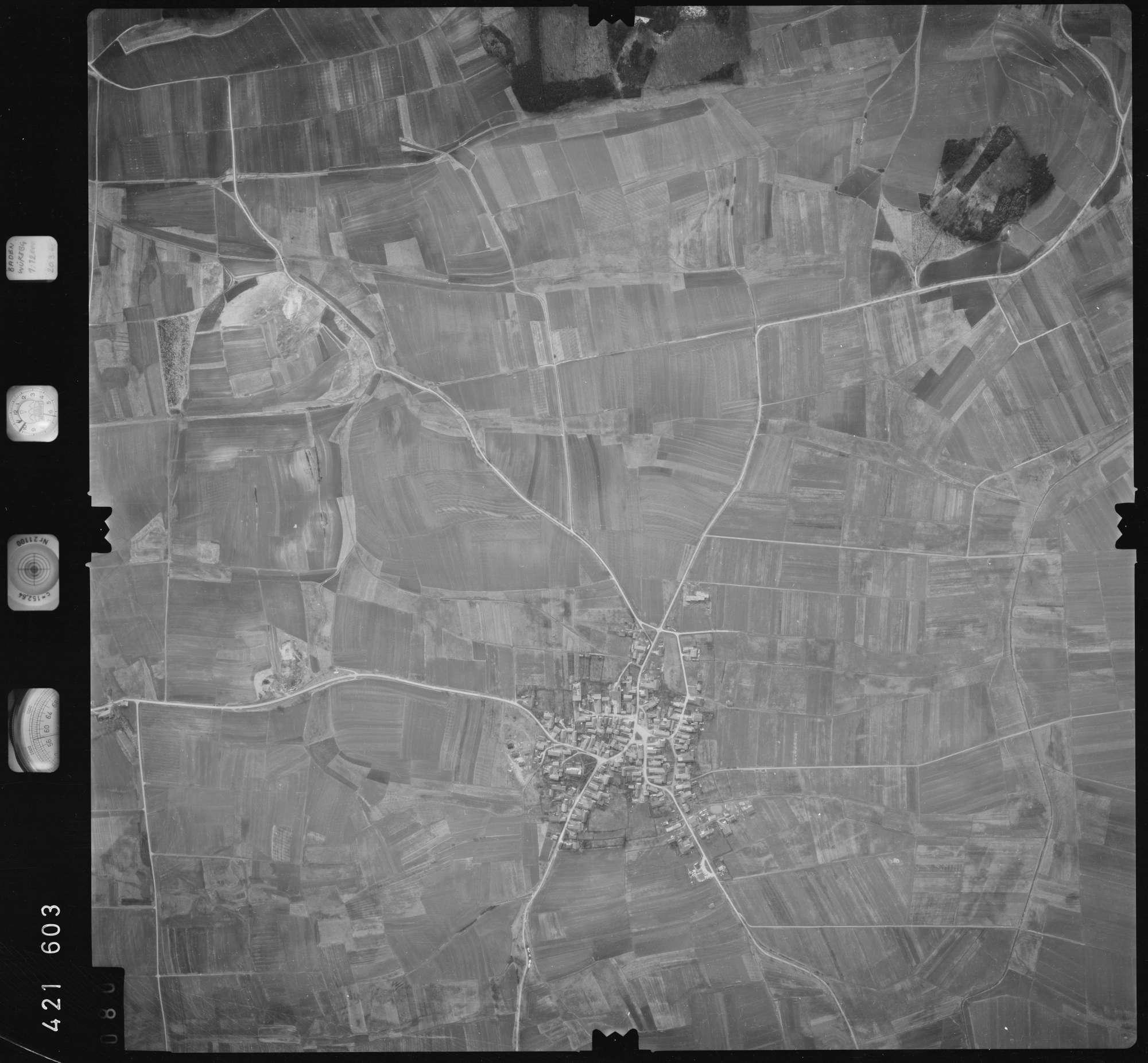 Luftbild: Film 1 Bildnr. 80, Bild 1