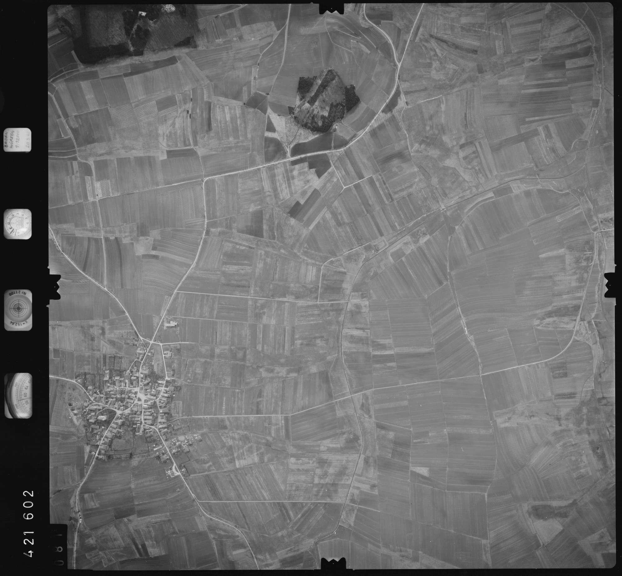 Luftbild: Film 1 Bildnr. 81, Bild 1