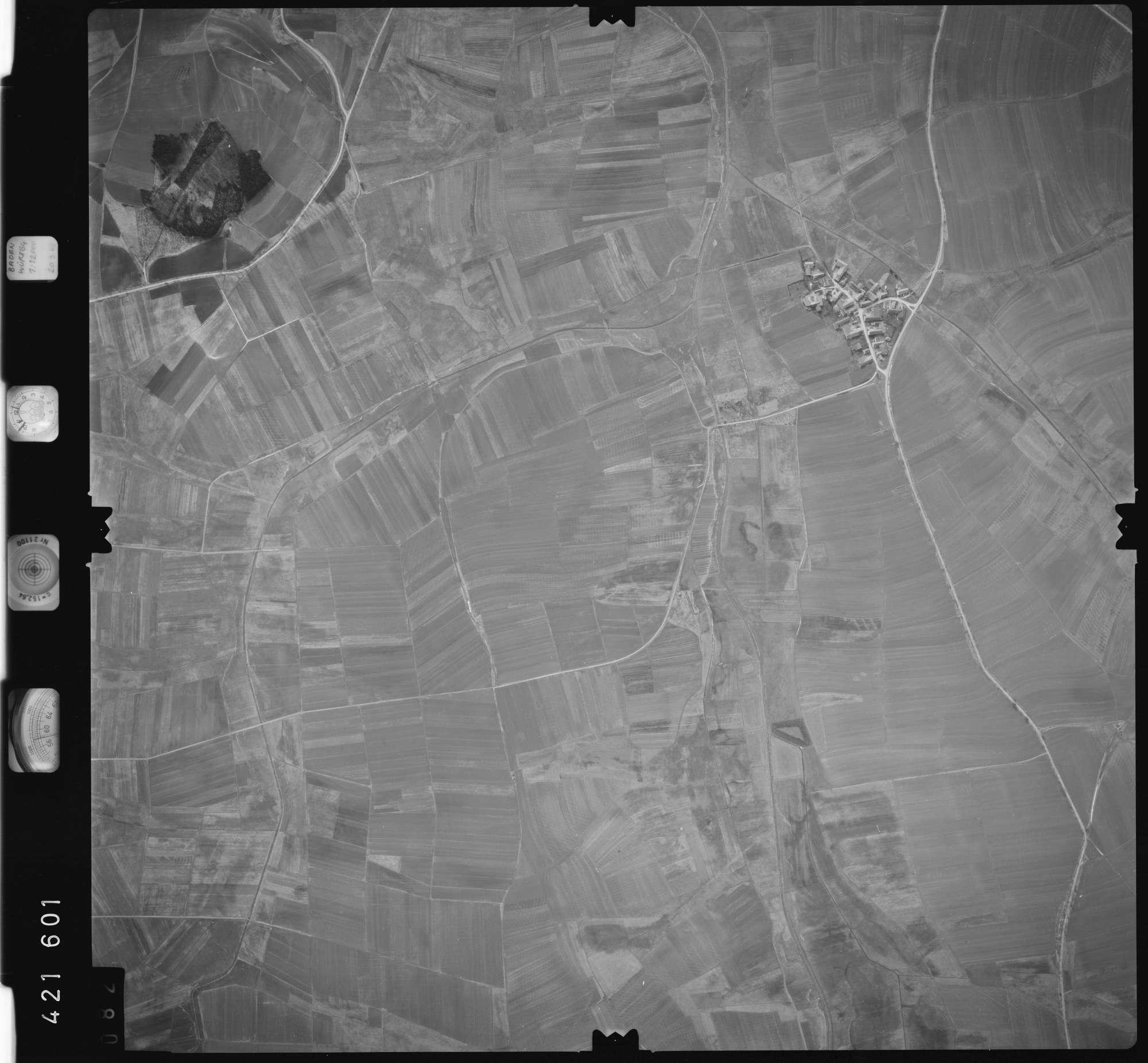 Luftbild: Film 1 Bildnr. 82, Bild 1