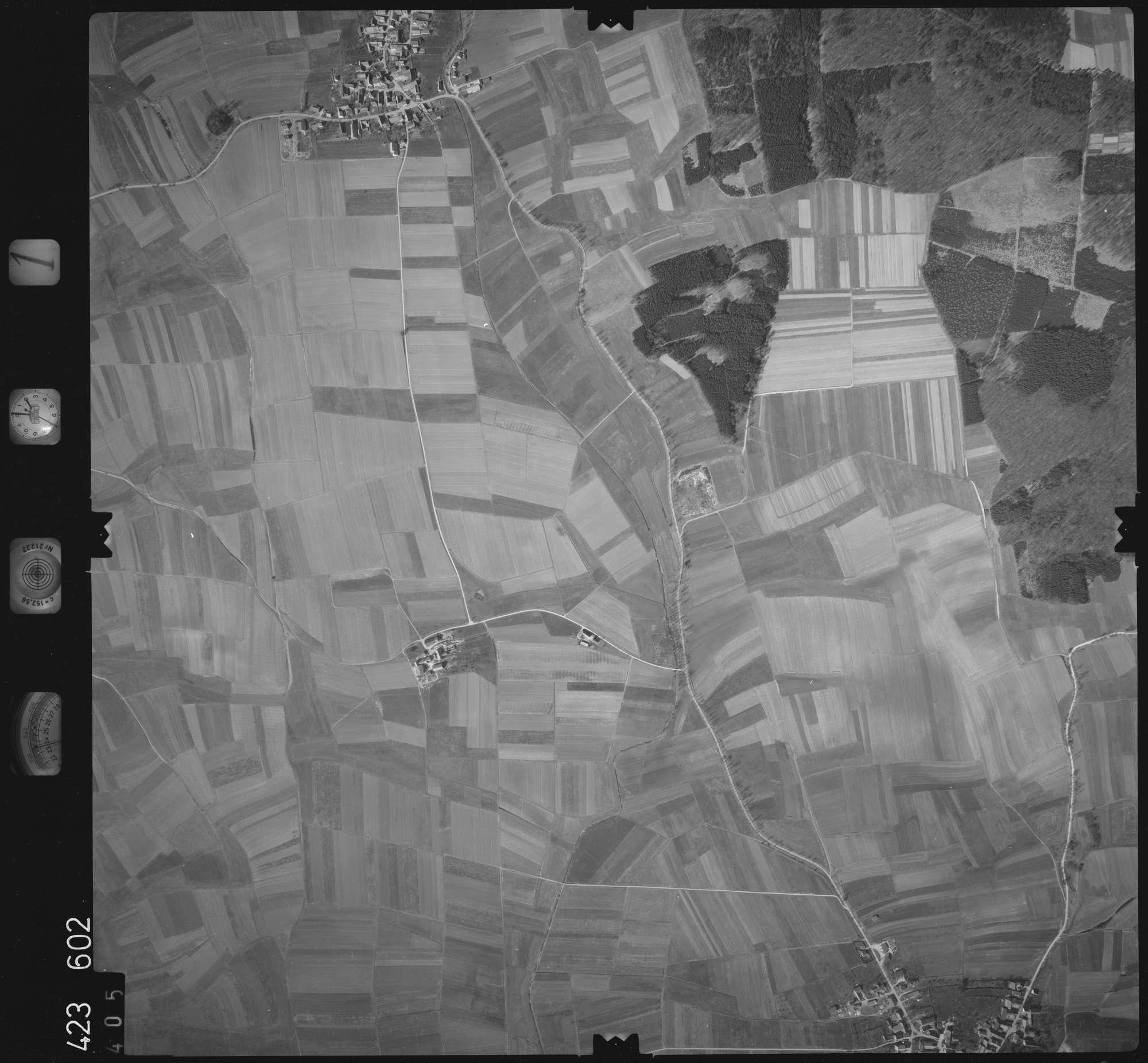 Luftbild: Film 1 Bildnr. 405, Bild 1