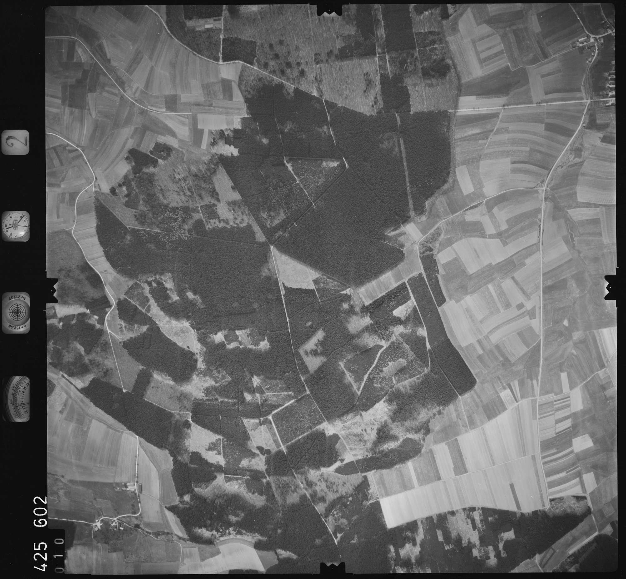 Luftbild: Film 2 Bildnr. 10, Bild 1
