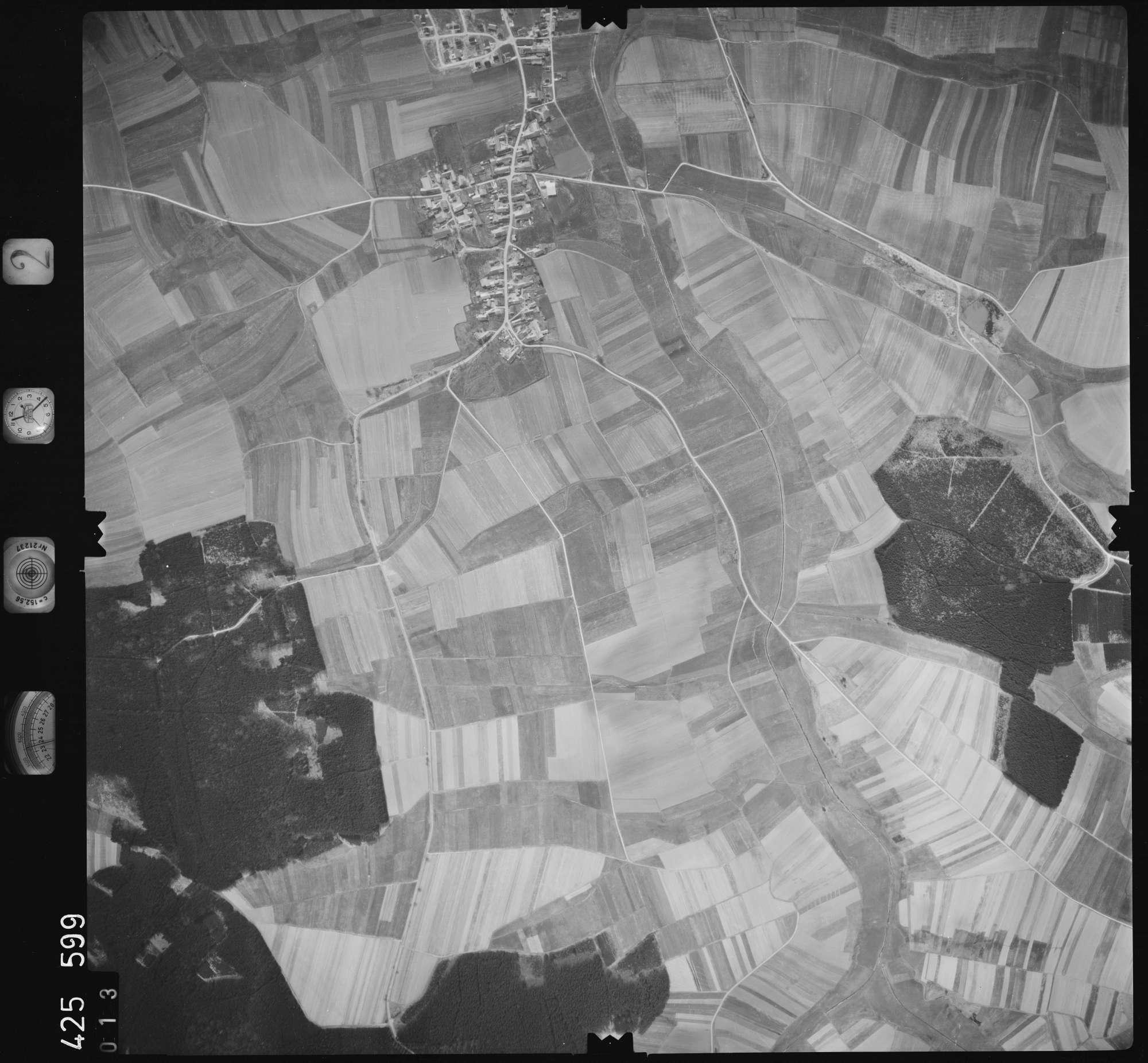 Luftbild: Film 2 Bildnr. 13, Bild 1