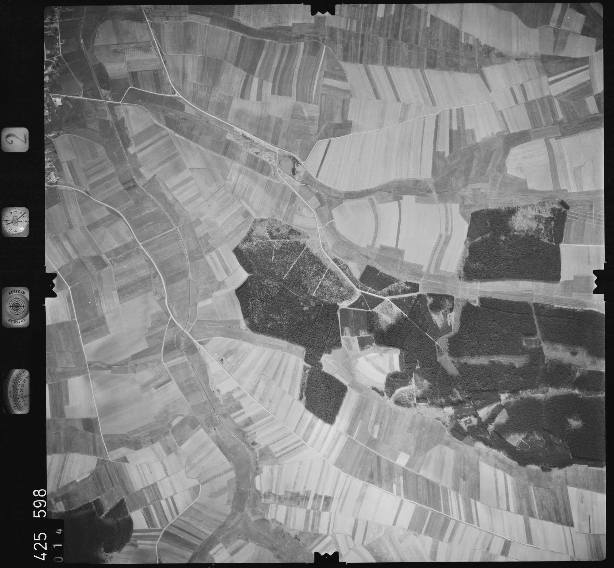 Luftbild: Film 2 Bildnr. 14, Bild 1