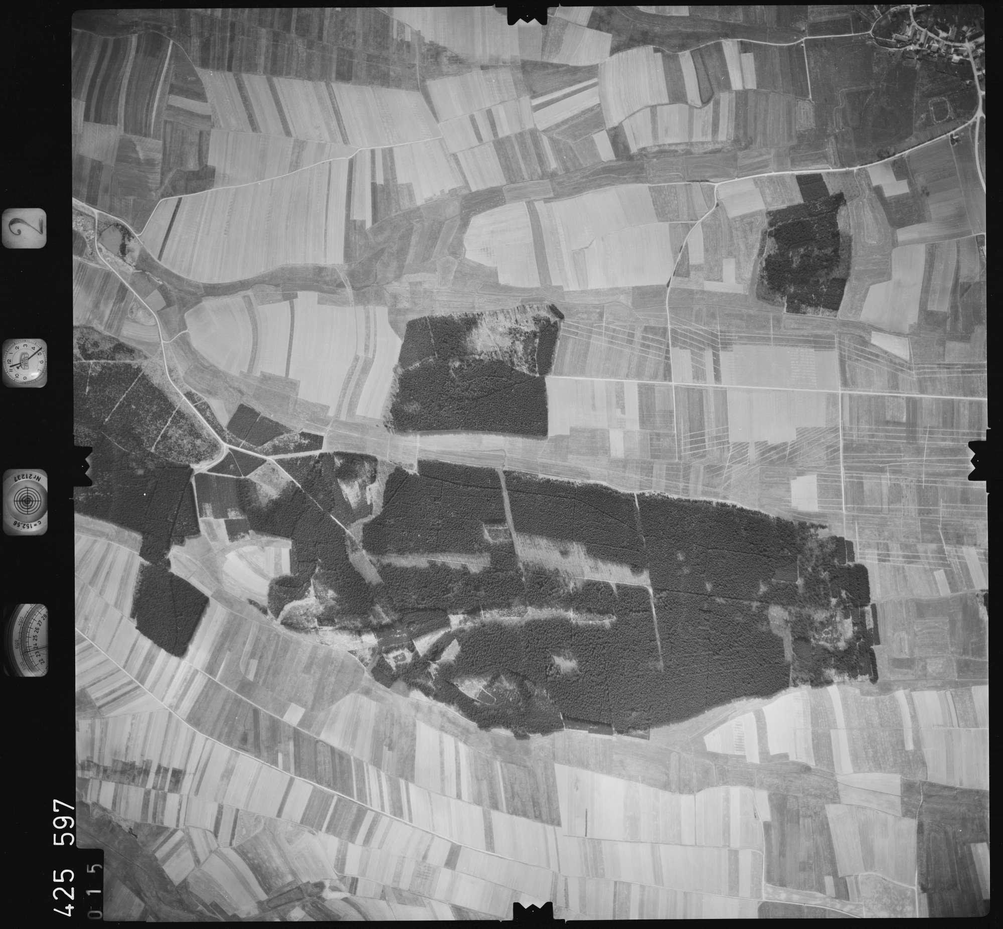 Luftbild: Film 2 Bildnr. 15, Bild 1