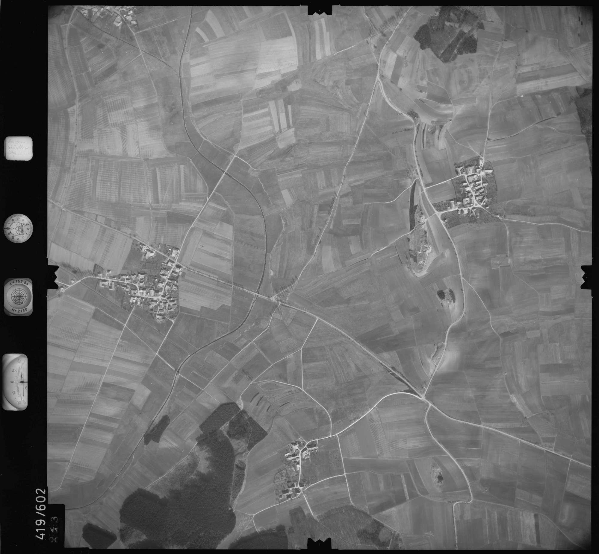 Luftbild: Film 6 Bildnr. 323, Bild 1