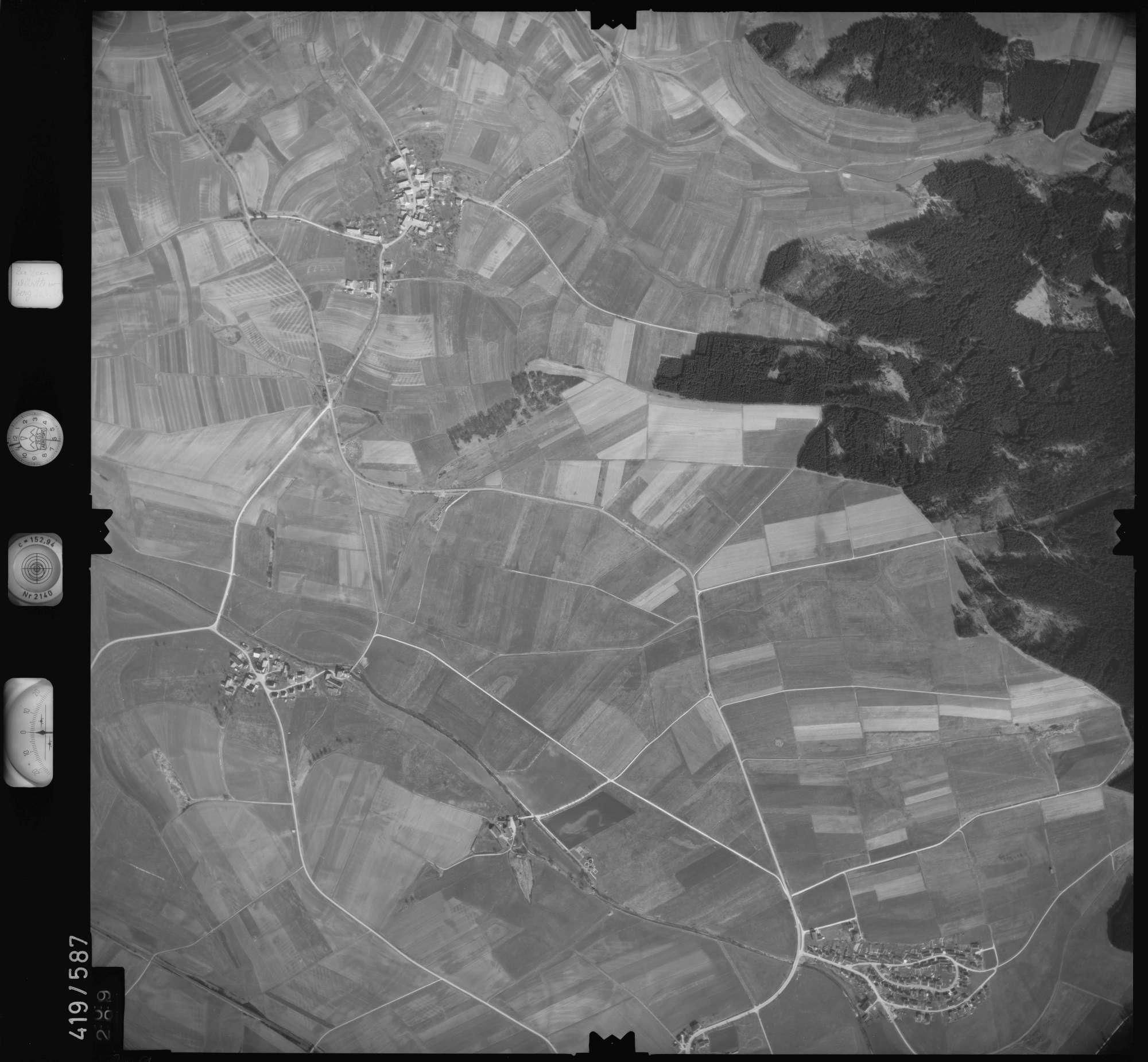 Luftbild: Film 6 Bildnr. 309, Bild 1