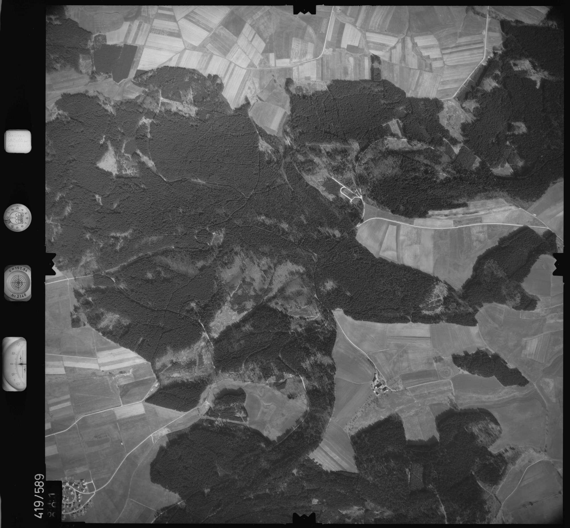 Luftbild: Film 6 Bildnr. 311, Bild 1