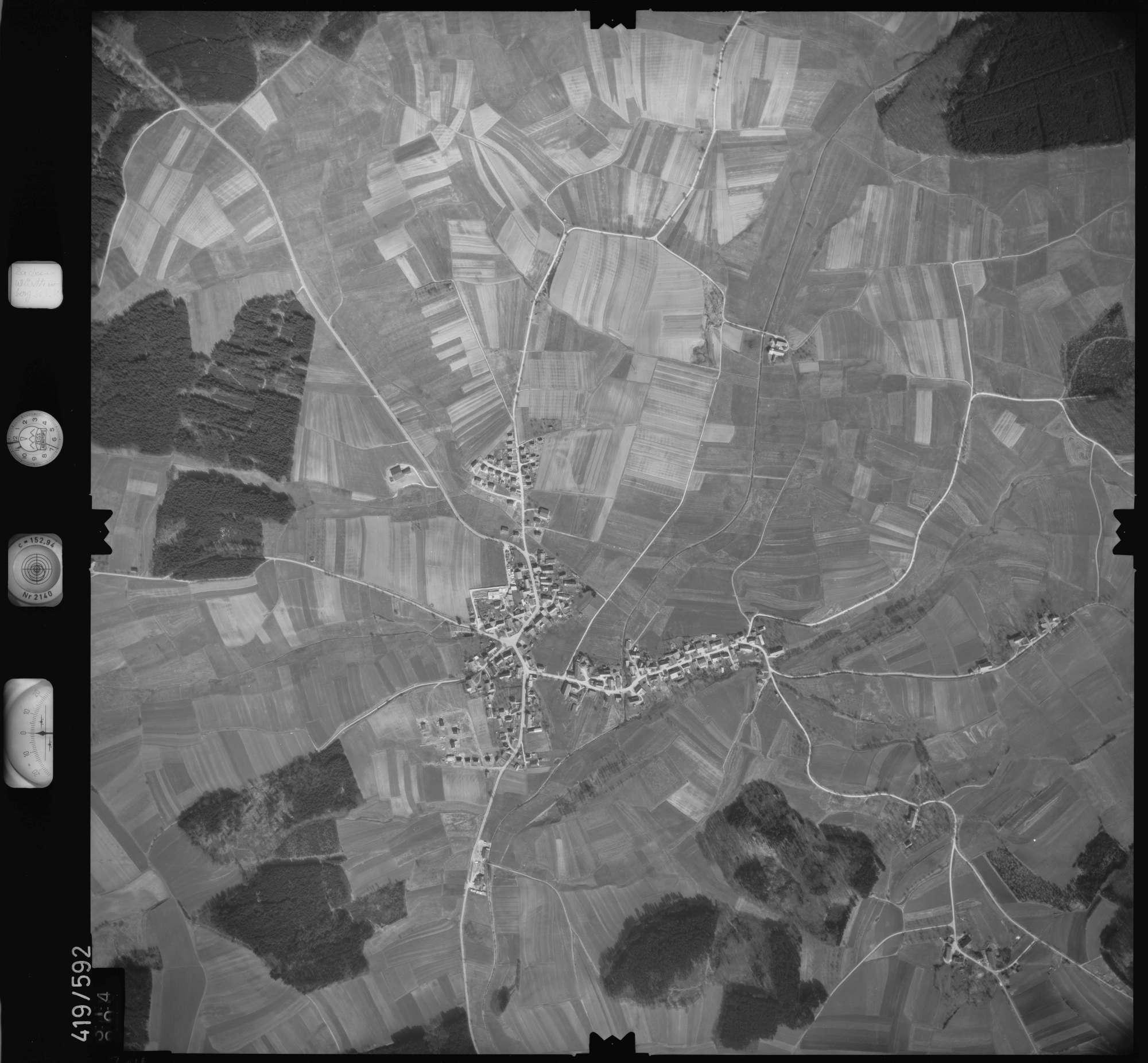 Luftbild: Film 6 Bildnr. 314, Bild 1