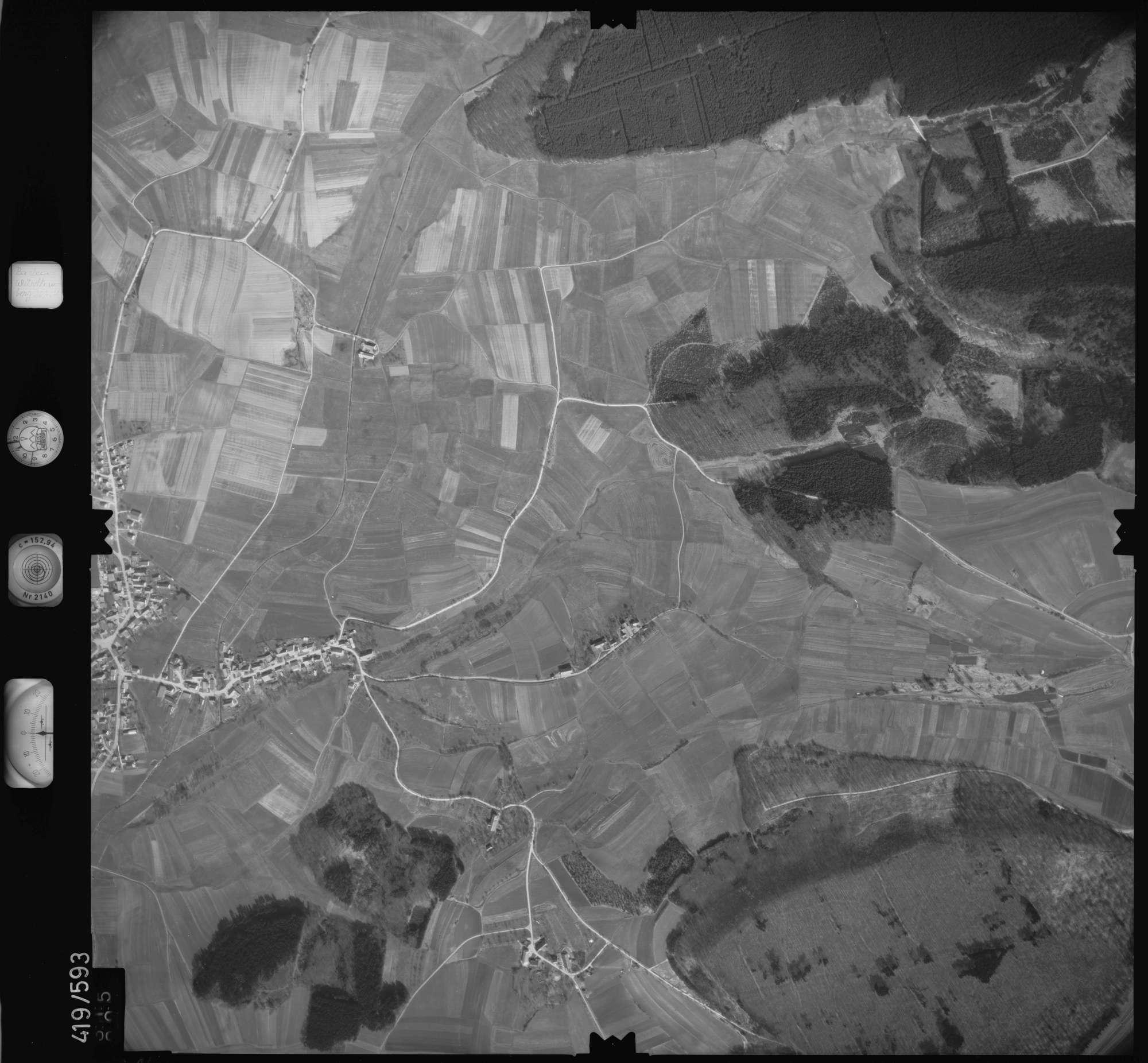 Luftbild: Film 6 Bildnr. 315, Bild 1