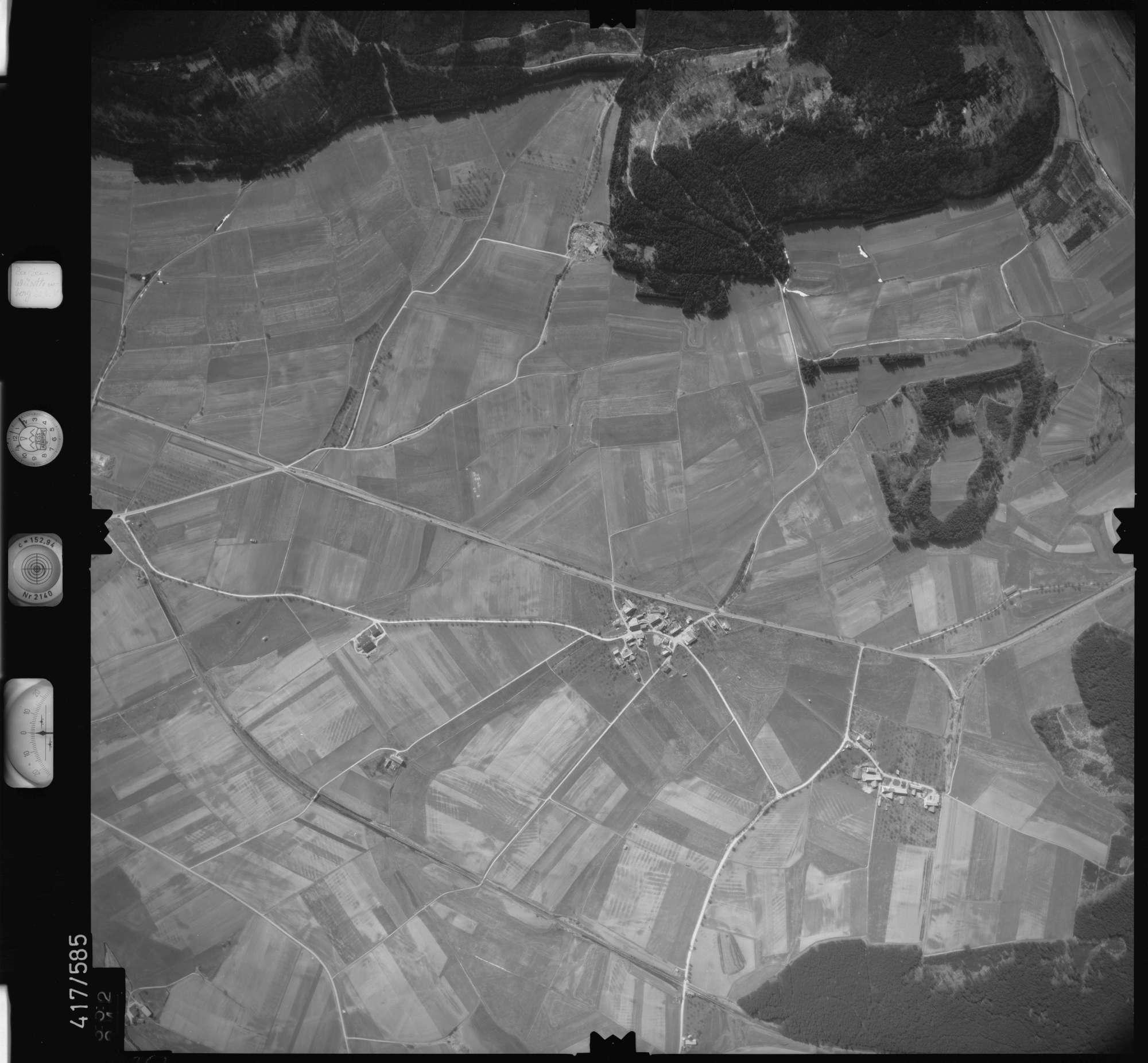 Luftbild: Film 6 Bildnr. 352, Bild 1