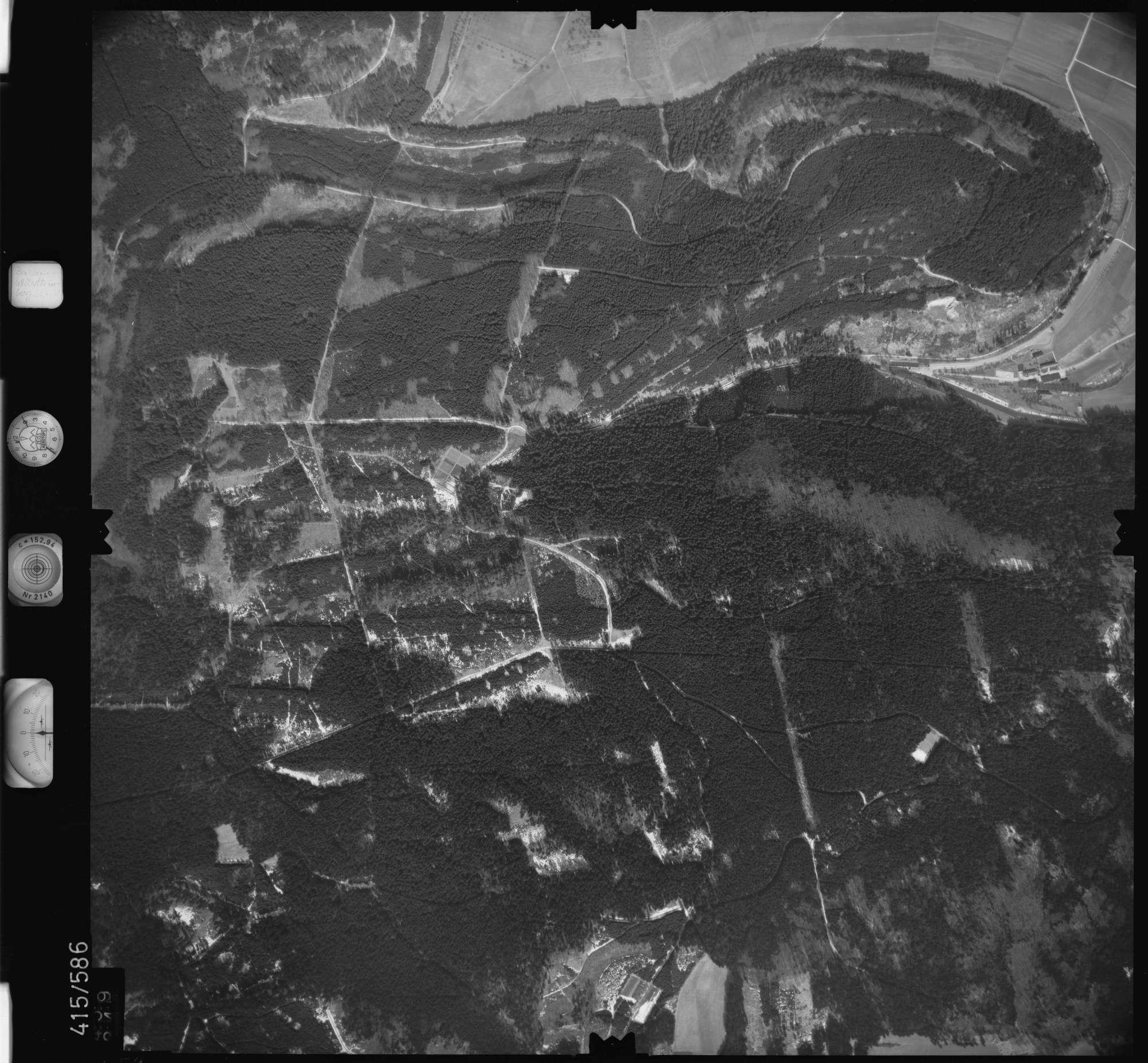 Luftbild: Film 6 Bildnr. 459, Bild 1