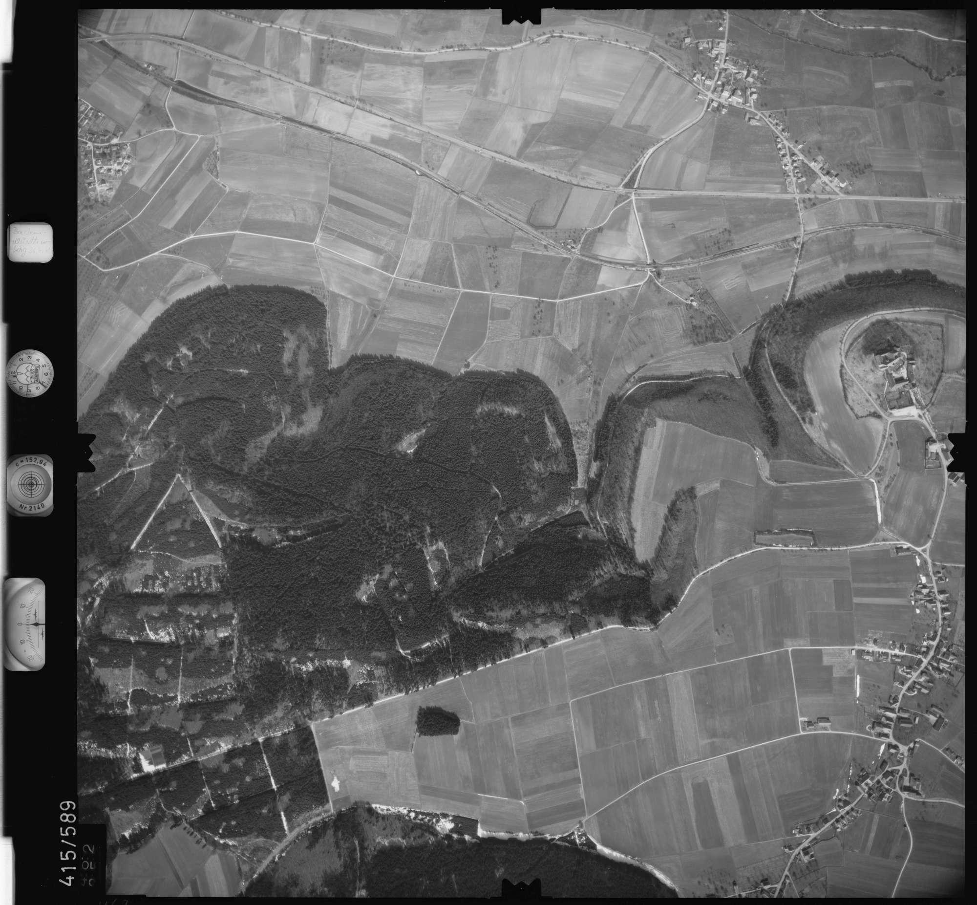 Luftbild: Film 6 Bildnr. 462, Bild 1