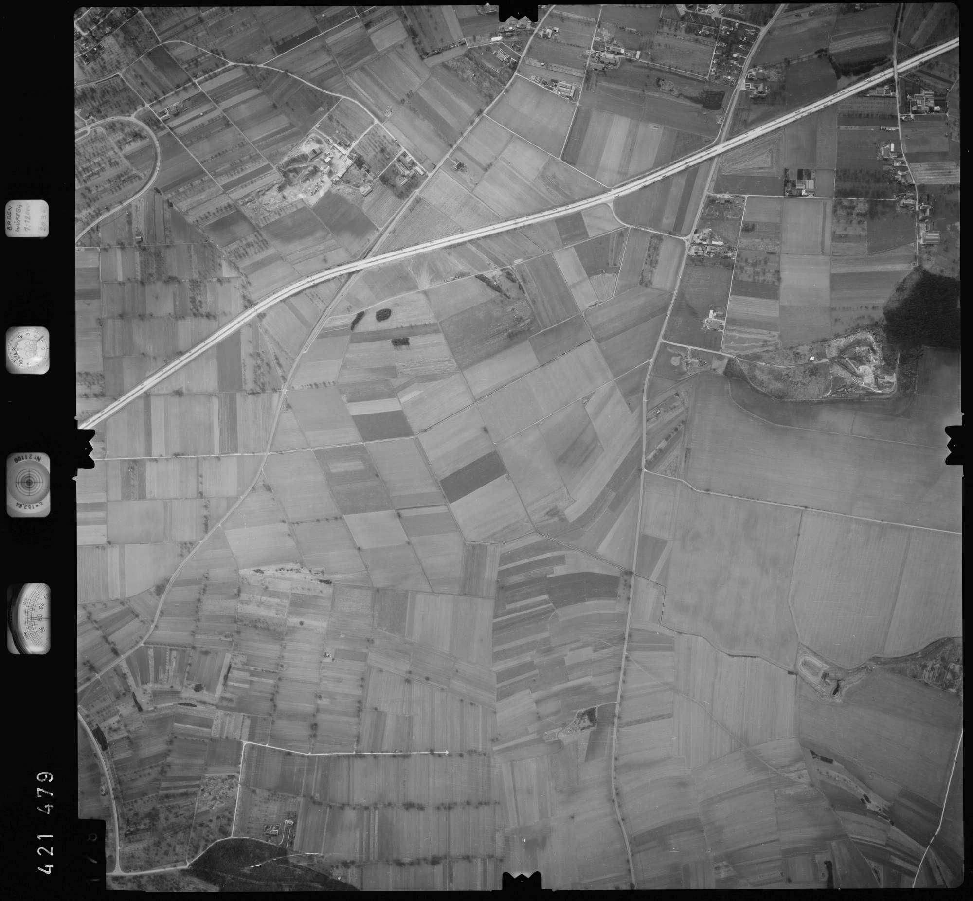 Luftbild: Film 1 Bildnr. 178, Bild 1