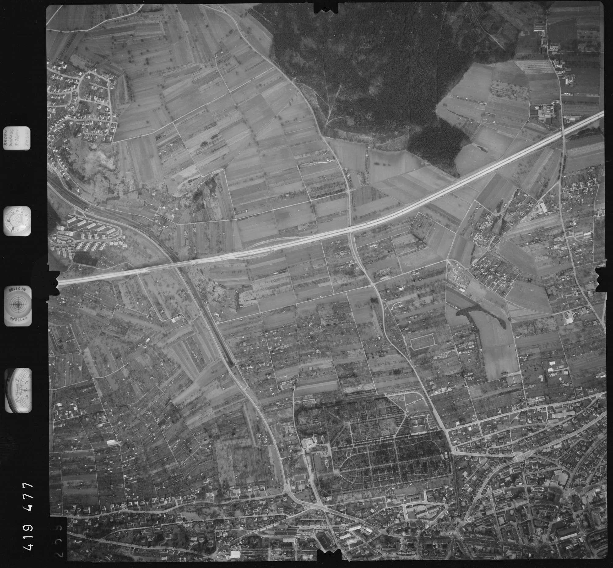 Luftbild: Film 1 Bildnr. 259, Bild 1