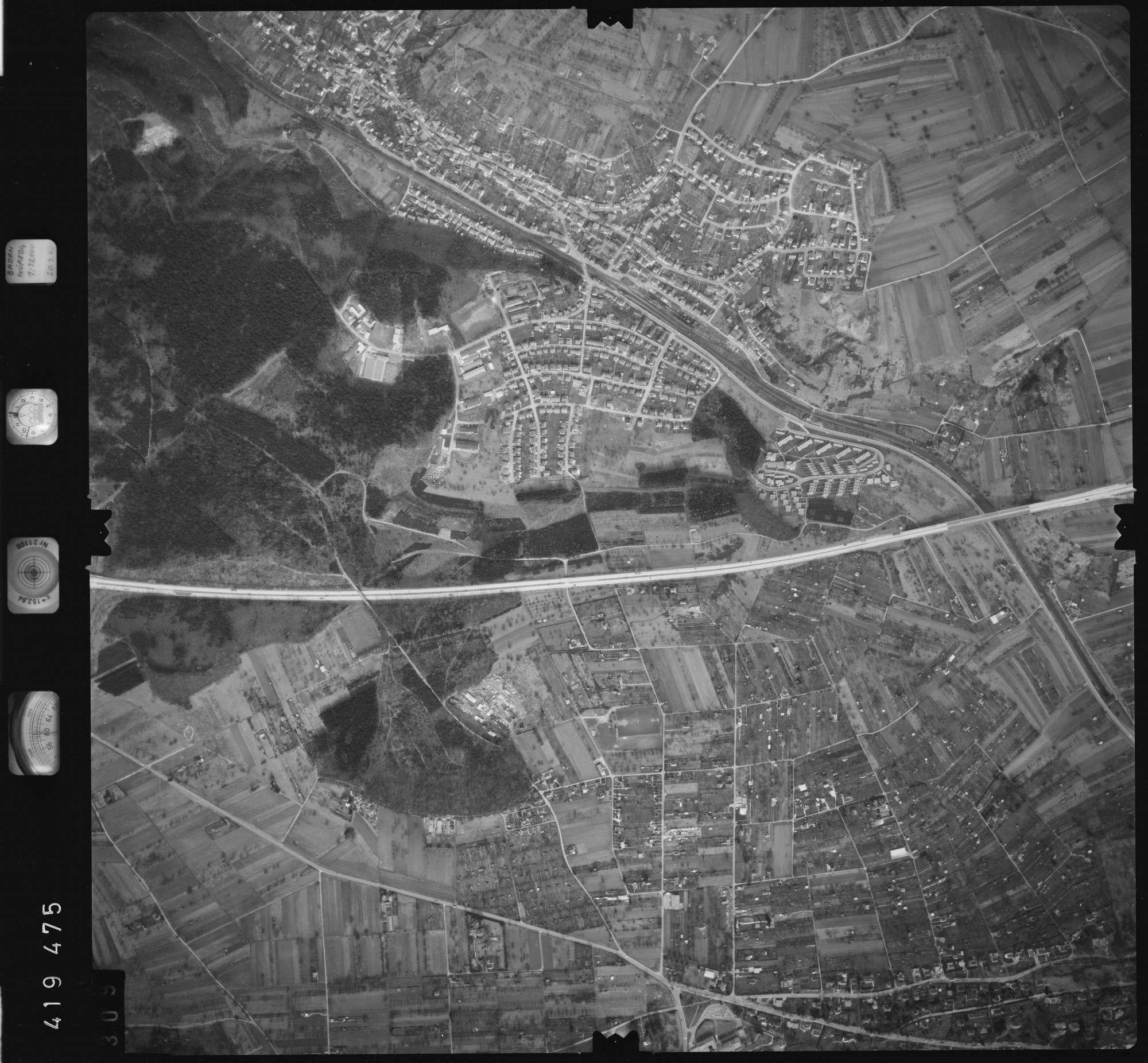 Luftbild: Film 2 Bildnr. 309, Bild 1