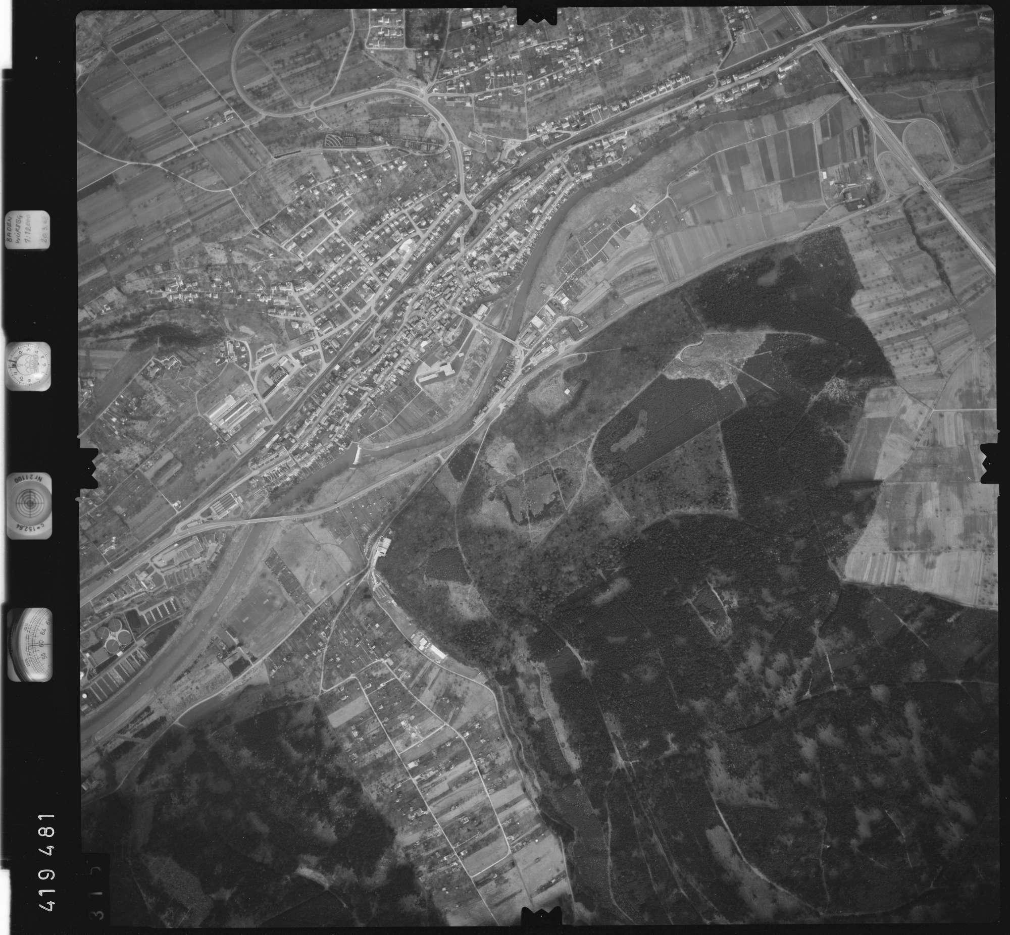 Luftbild: Film 2 Bildnr. 315, Bild 1