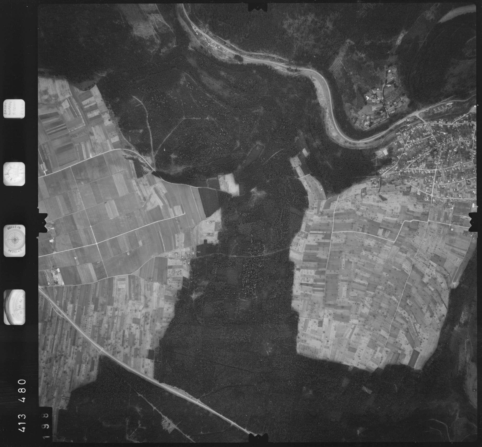 Luftbild: Film 5 Bildnr. 198, Bild 1