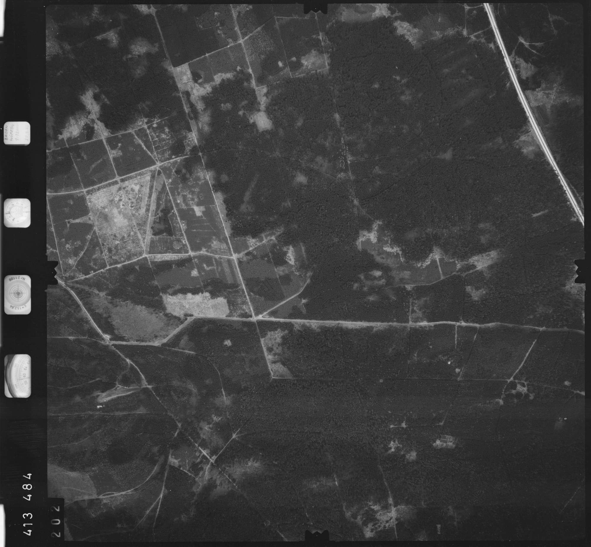Luftbild: Film 5 Bildnr. 202, Bild 1